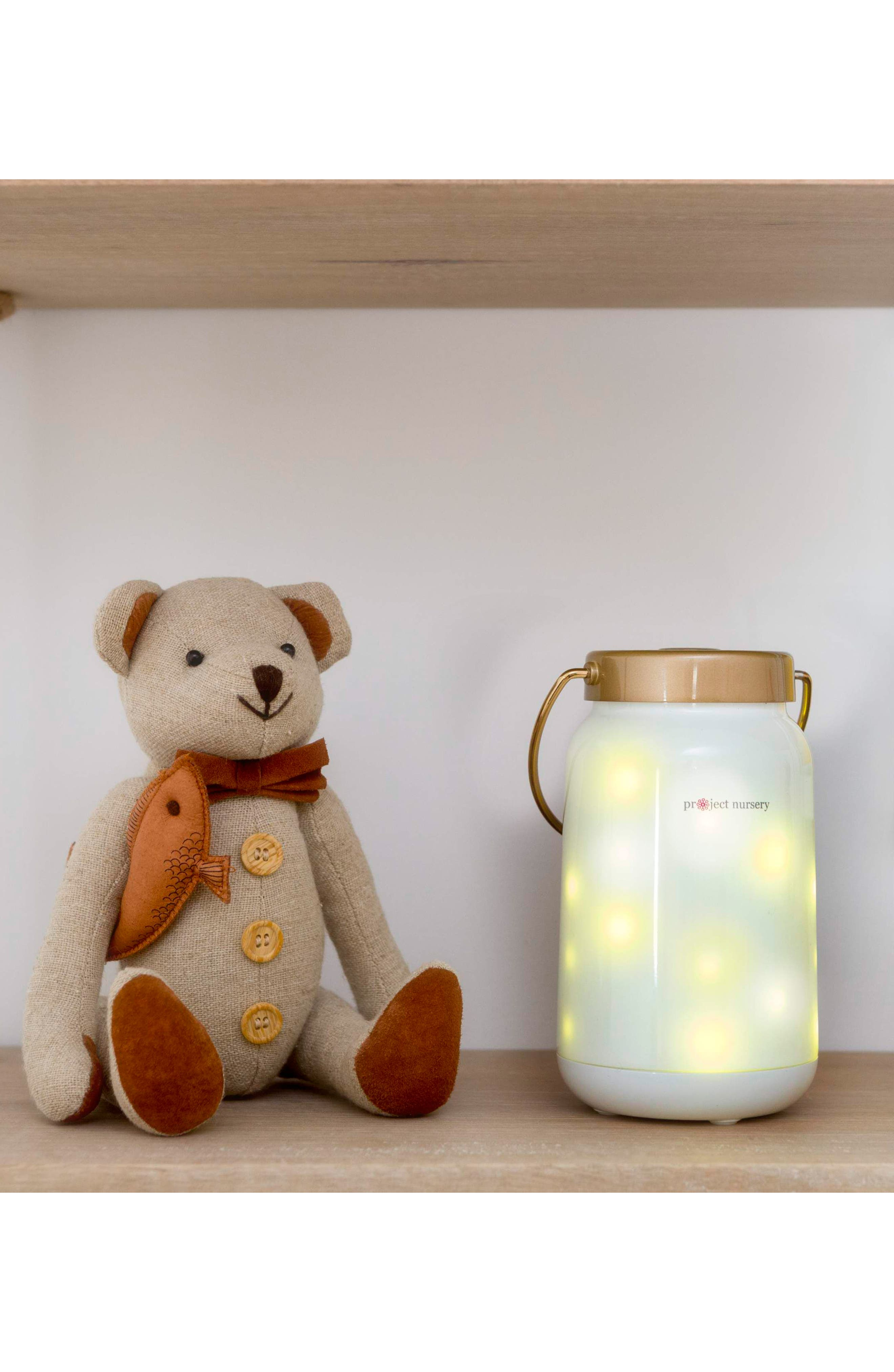 PROJECT NURSERY, Dreamweaver Smart Light + Sound Soother, Alternate thumbnail 3, color, 100