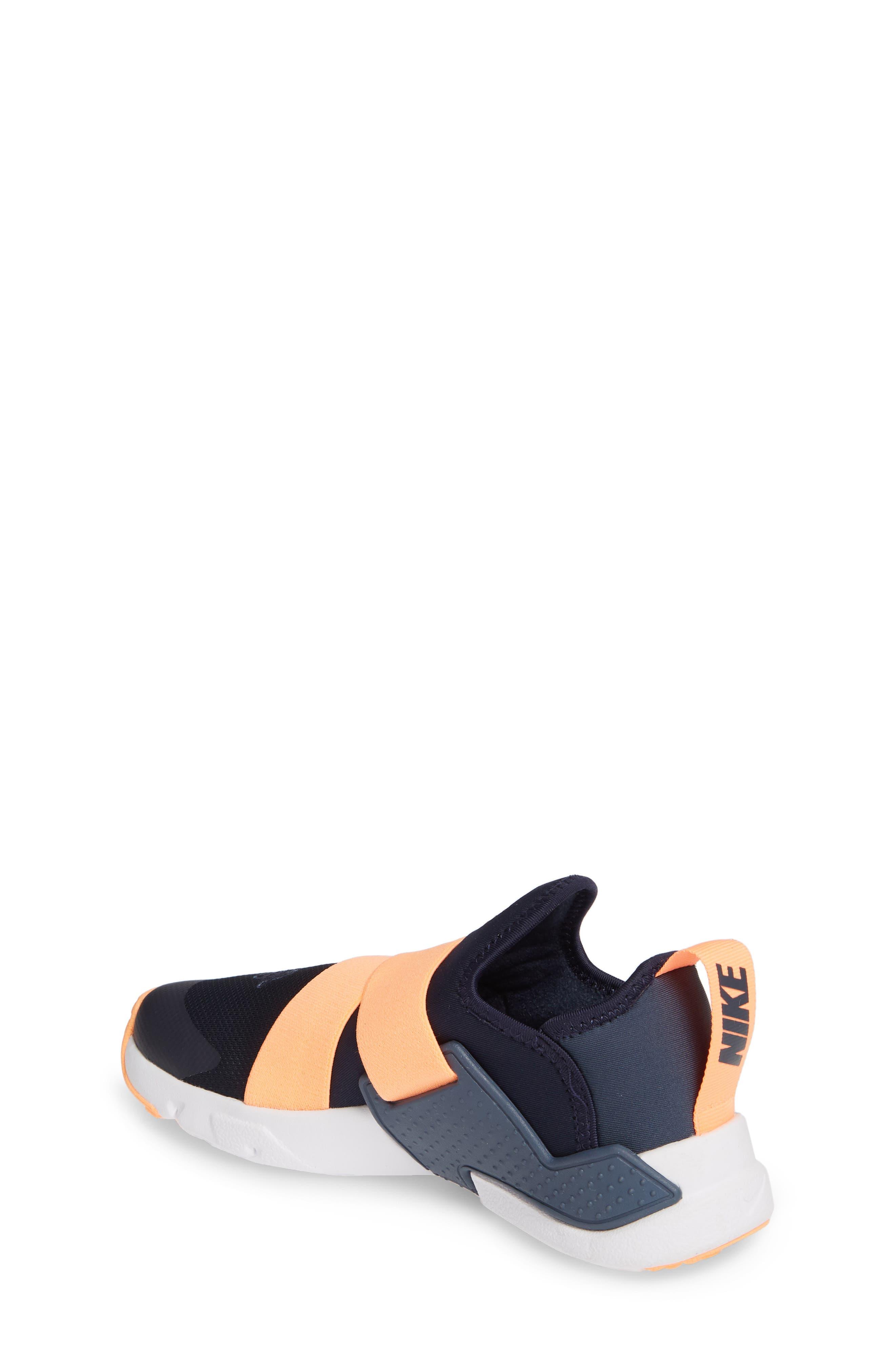 NIKE, Huarache Extreme Sneaker, Alternate thumbnail 2, color, OBSIDIAN/ POLARIZED BLUE-BLUE