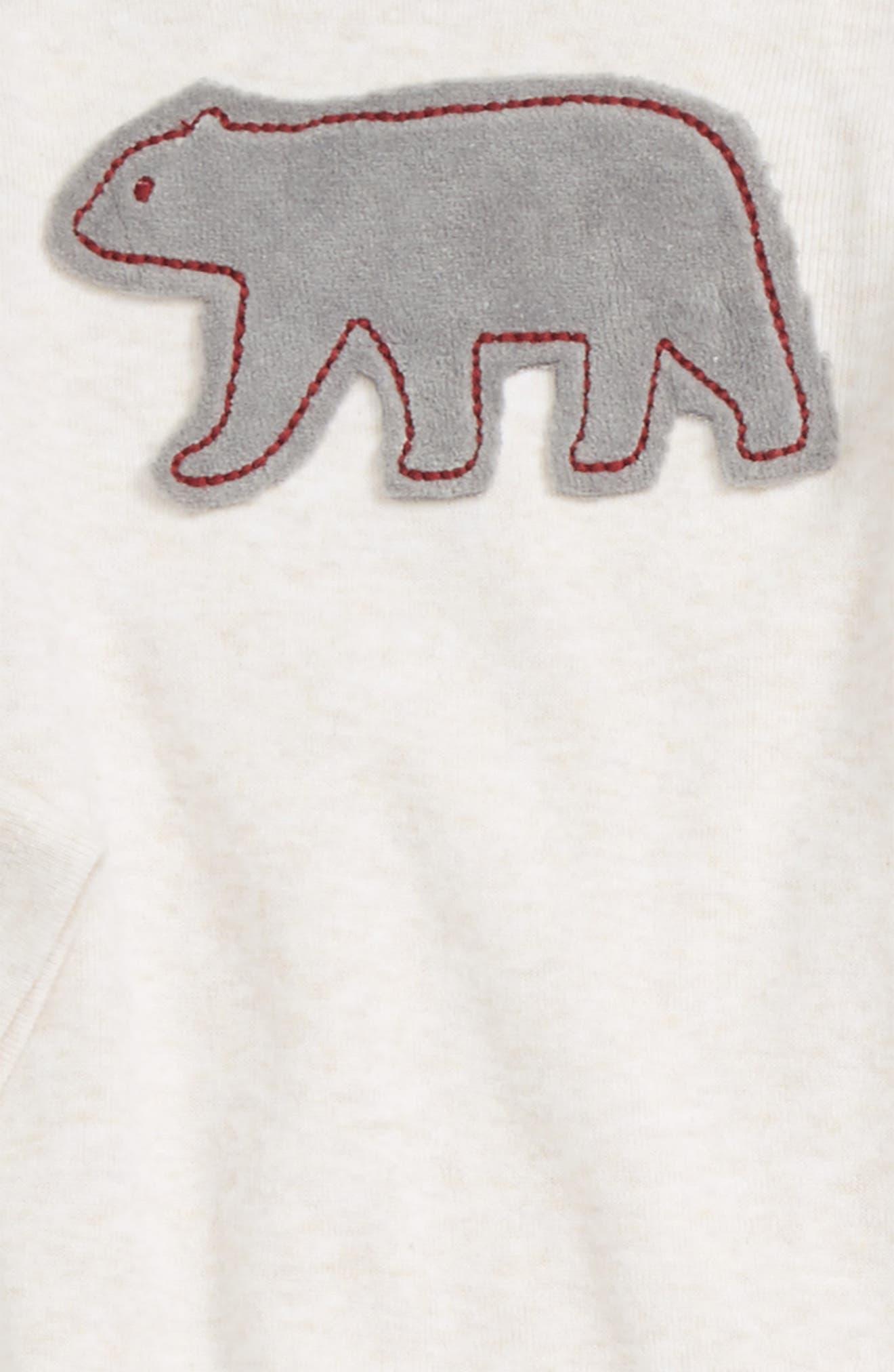 NORDSTROM BABY, Appliqué Bodysuit & Pants Set, Alternate thumbnail 2, color, 900