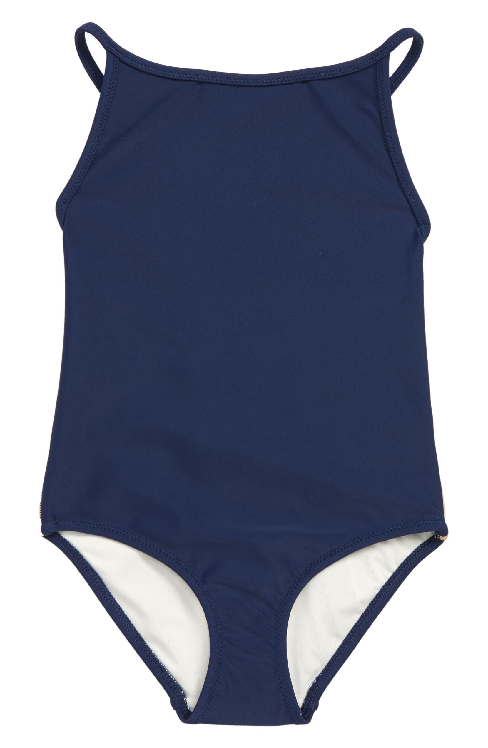 11629bae64 Burberry Sandine One-Piece Swimsuit (Toddler Girls, Little Girls & Big Girls)  | Nordstrom