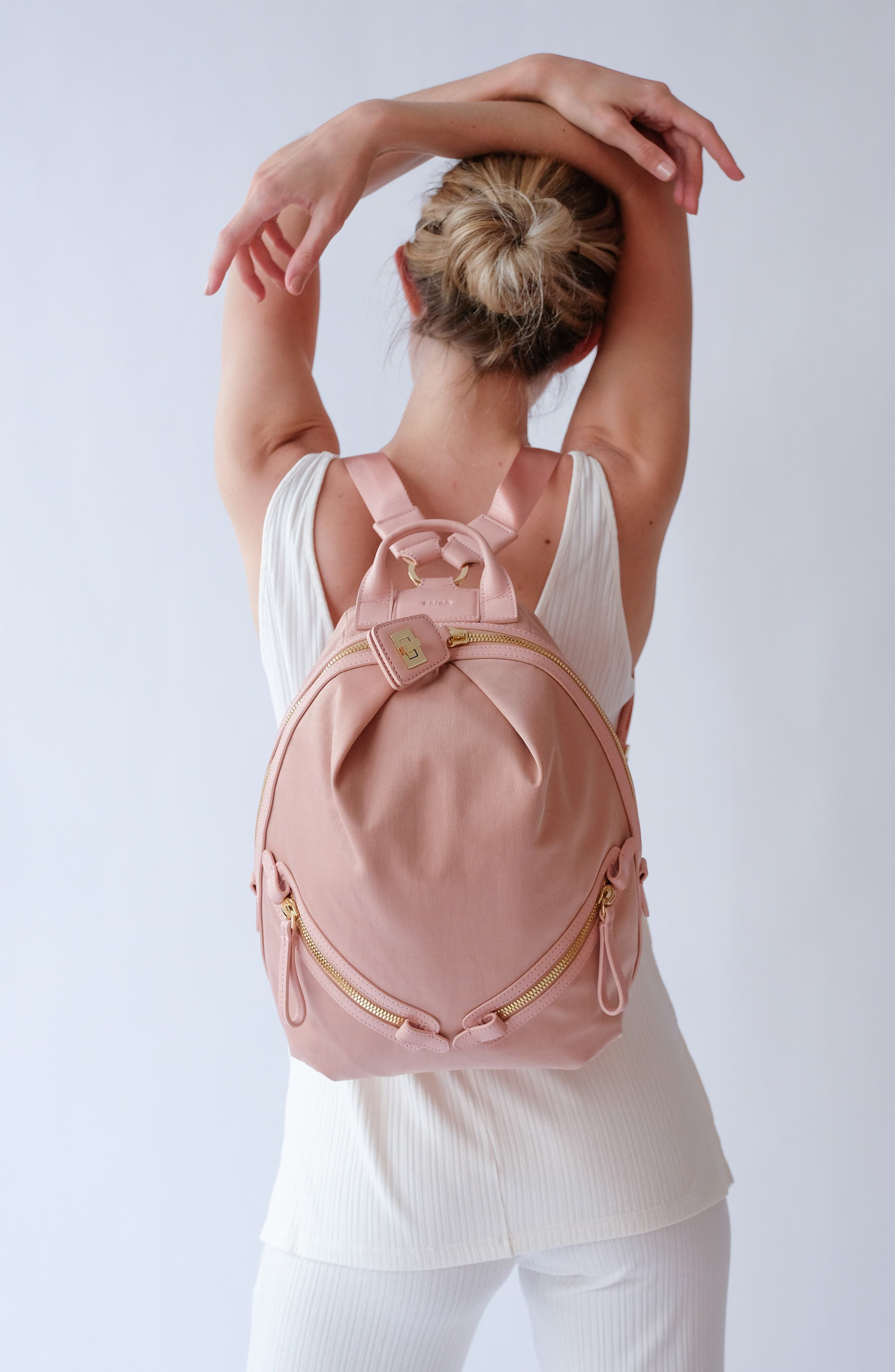 CARAA, The Dance Bag, Alternate thumbnail 2, color, PINK