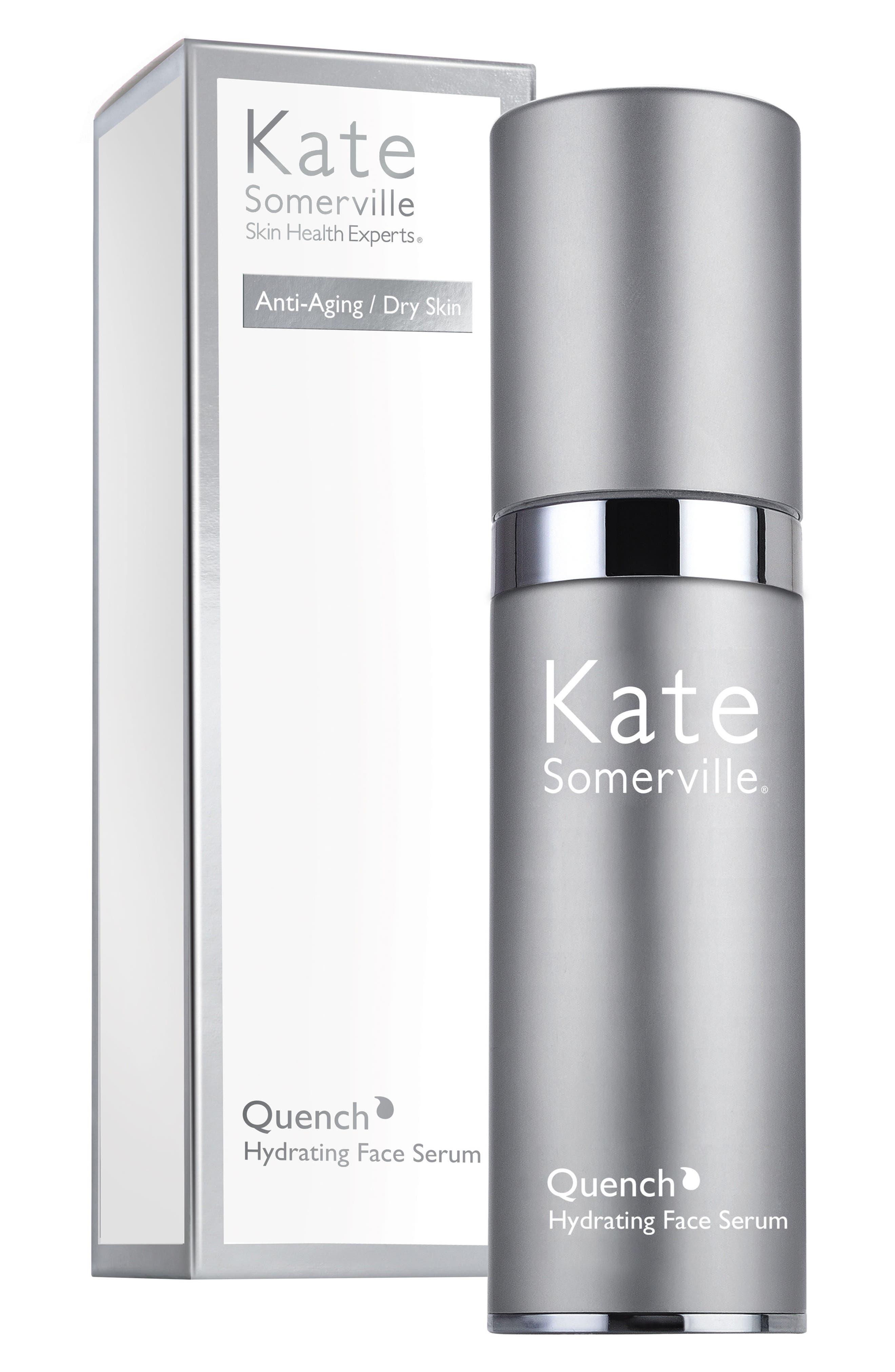KATE SOMERVILLE<SUP>®</SUP>, 'Quench' Hydrating Serum, Alternate thumbnail 4, color, NO COLOR