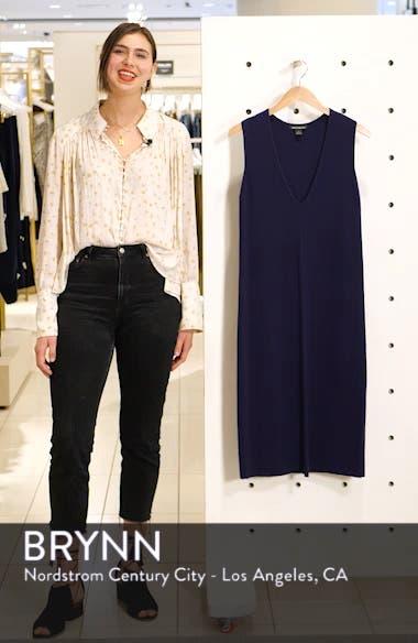 Sleeveless Sweater Dress, sales video thumbnail
