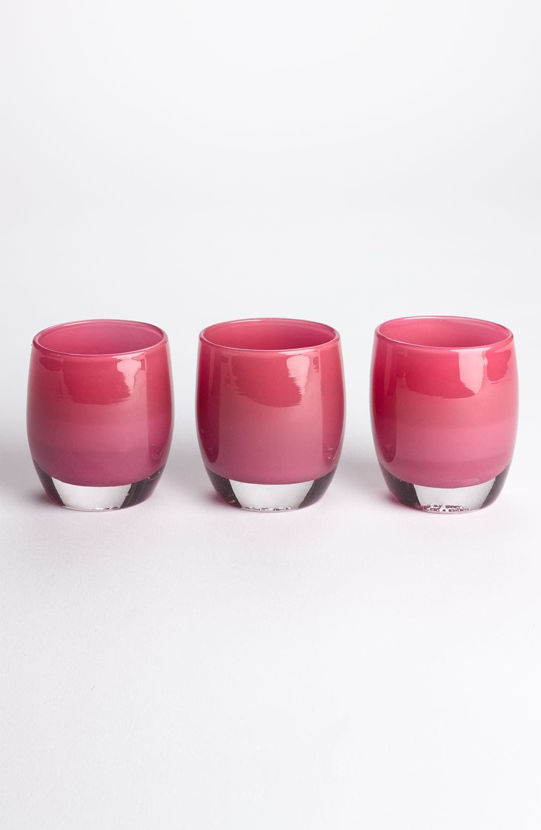 GLASSYBABY, 'Evelyn' Candle Holder, Alternate thumbnail 3, color, 000