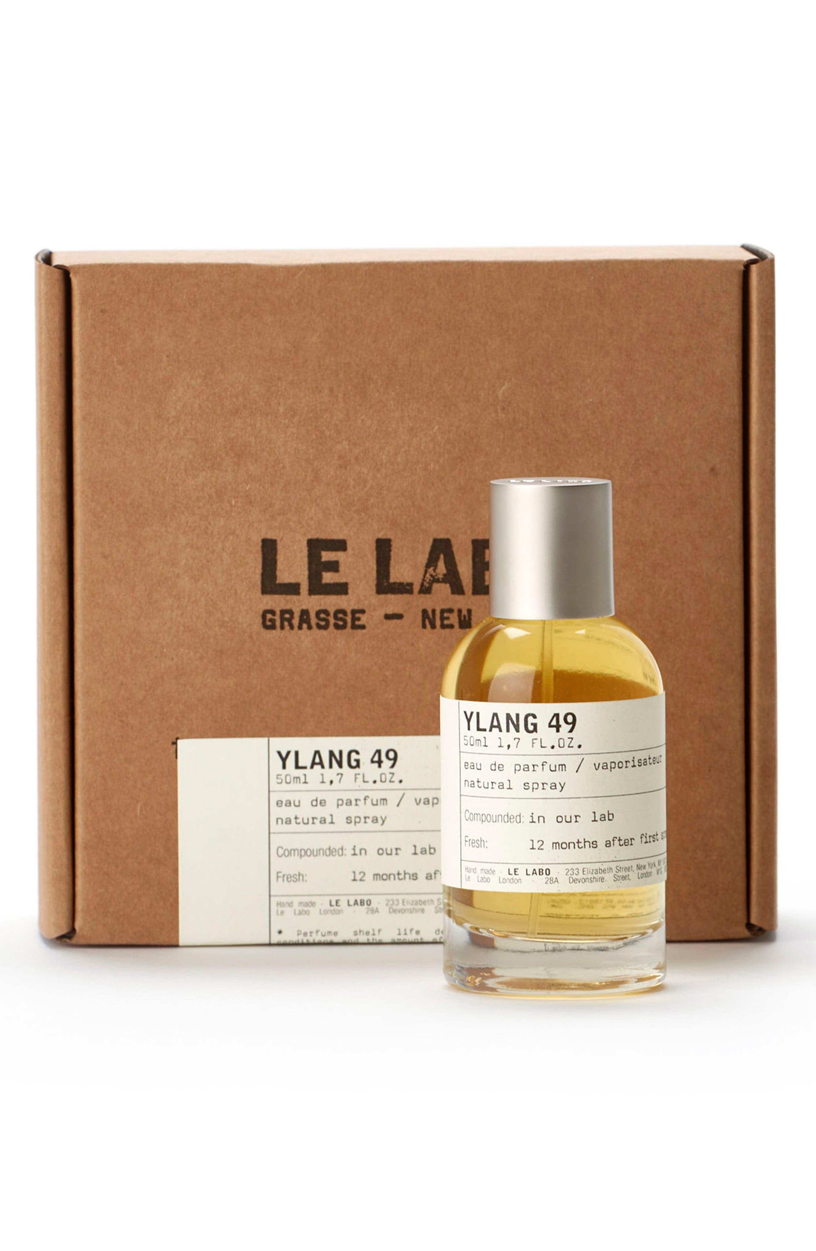 LE LABO, Ylang 49 Eau de Parfum, Alternate thumbnail 3, color, NO COLOR