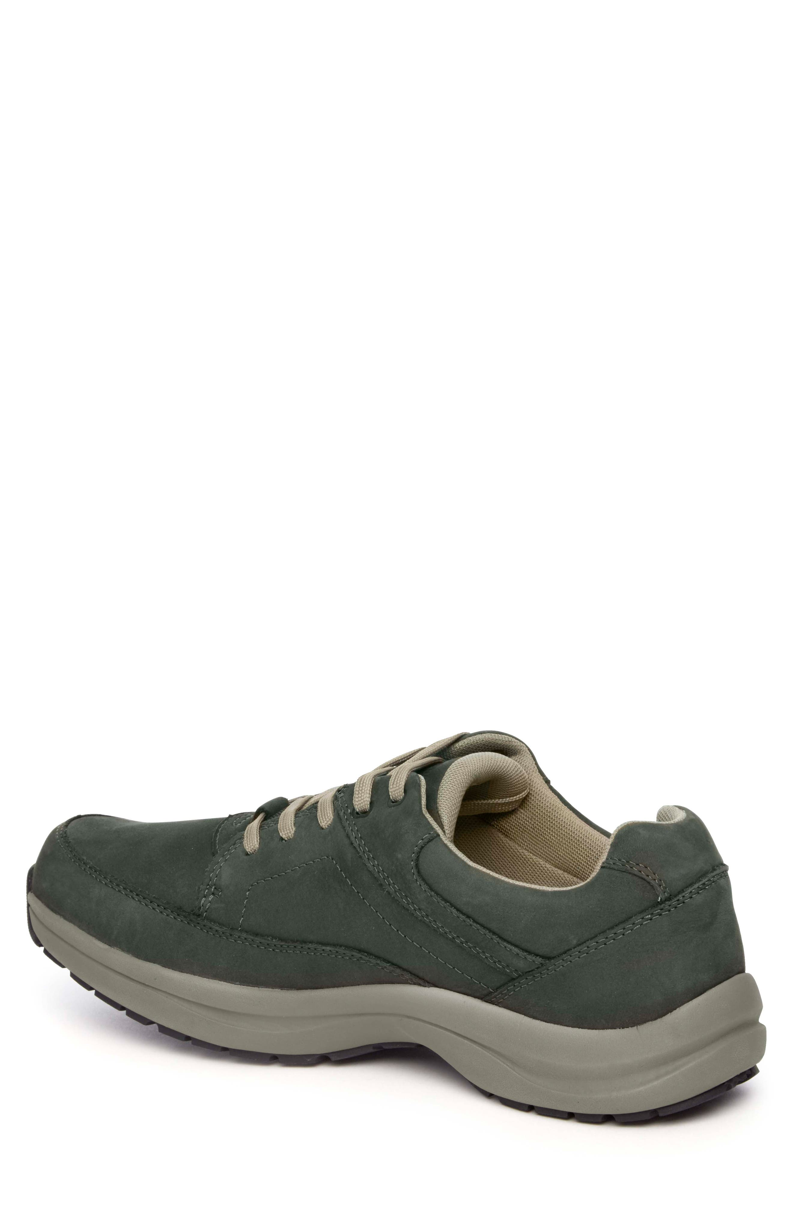 DUNHAM, Stephen-DUN Waterproof Derby, Alternate thumbnail 2, color, GREEN LEATHER