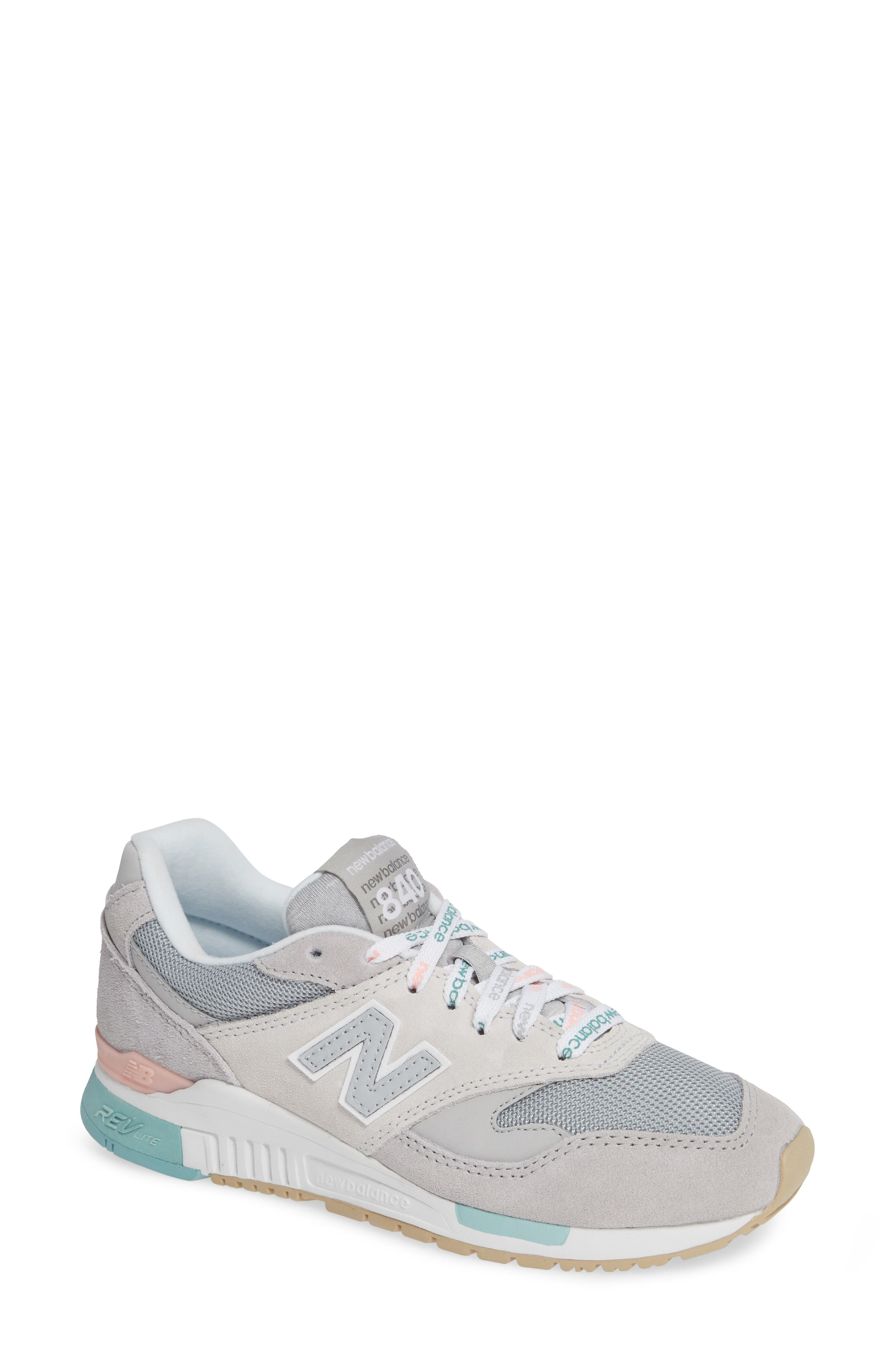 NEW BALANCE 840 Sneaker, Main, color, 020