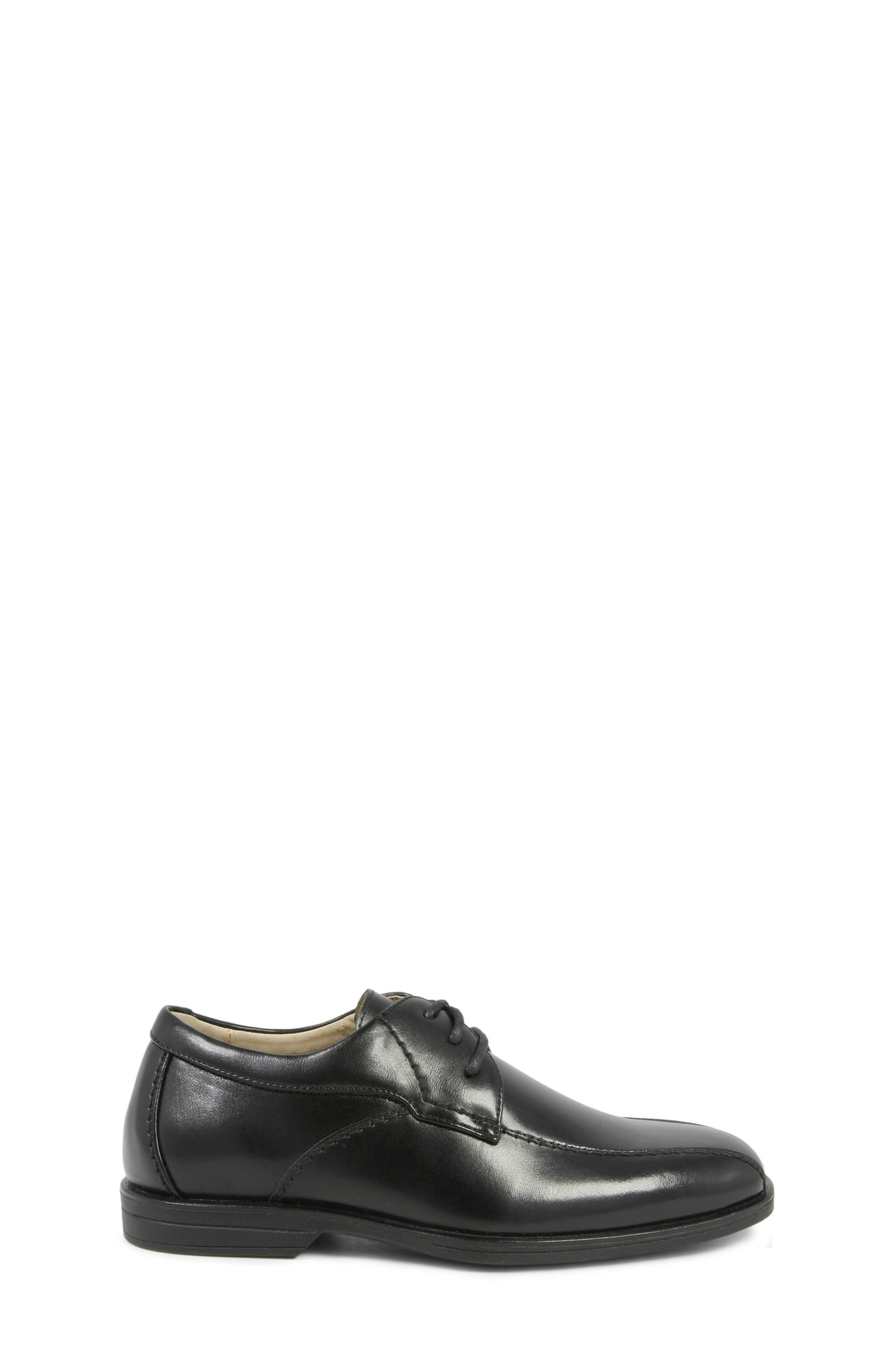 FLORSHEIM, 'Reveal' Oxford, Alternate thumbnail 3, color, BLACK