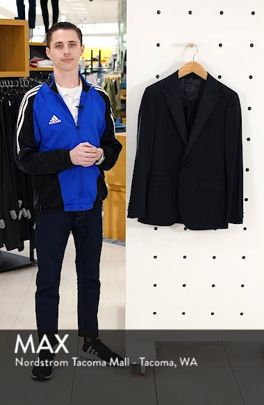 Slim Fit Performance Tuxedo Jacket, sales video thumbnail