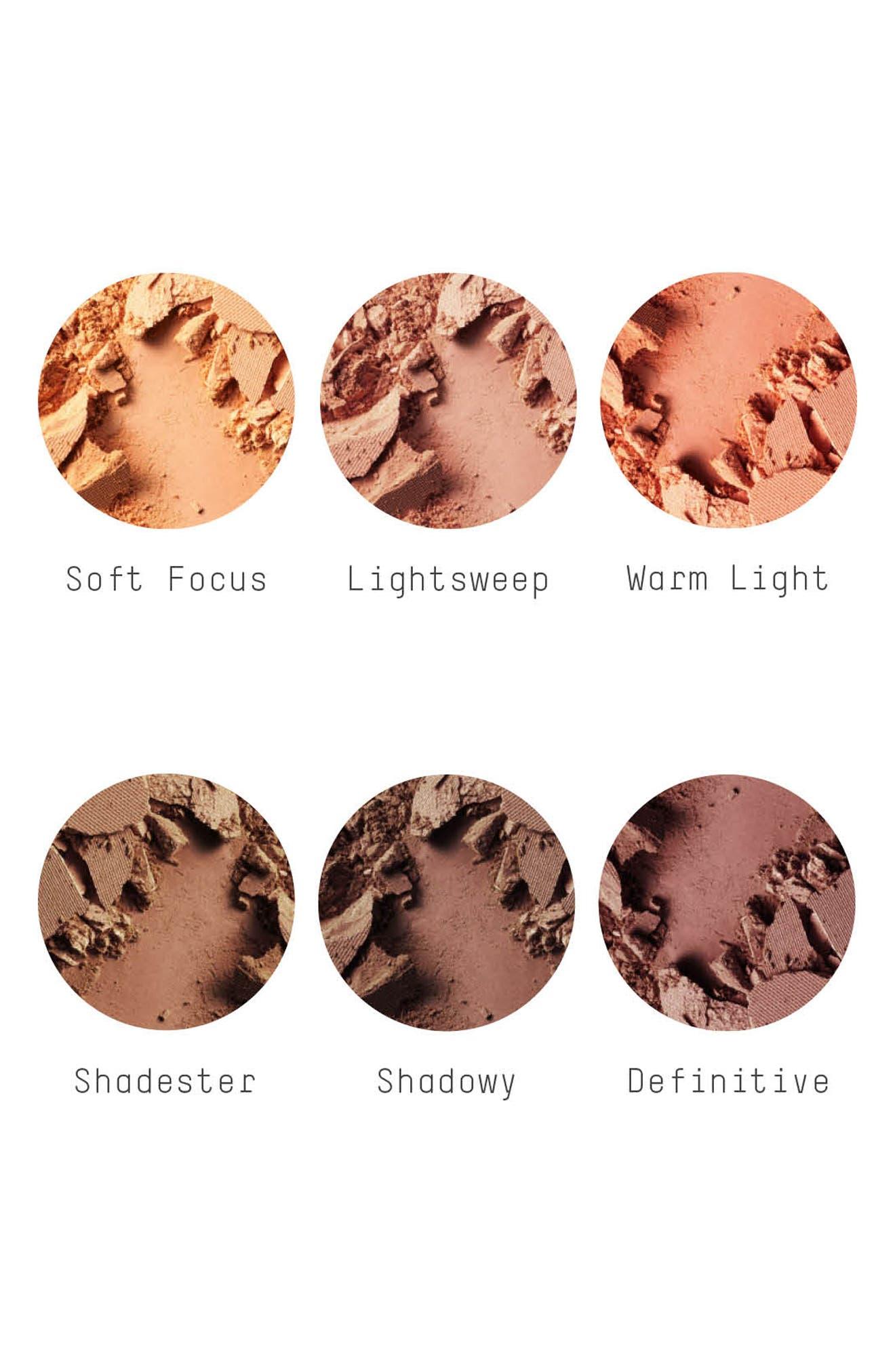 MAC COSMETICS, MAC Studio Fix Sculpt & Shape Contour Palette, Alternate thumbnail 4, color, MEDIUM DARK/ DARK