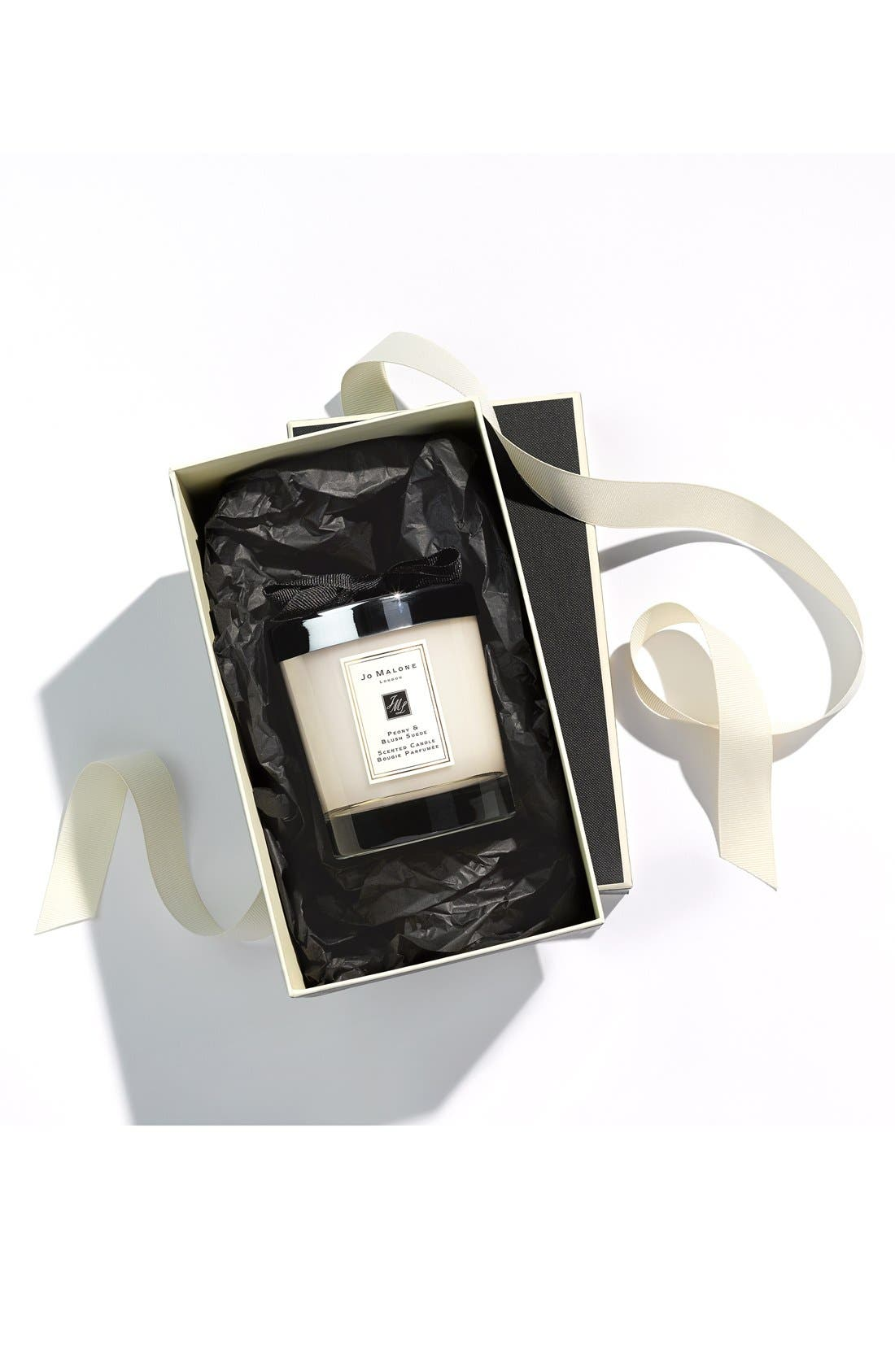 JO MALONE LONDON<SUP>™</SUP>, Jo Malone<sup>™</sup> English Pear & Freesia Scented Home Candle, Alternate thumbnail 2, color, NO COLOR