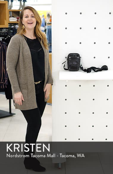19cdef42a0dd ... Murphy Glazed Leather Crossbody Bag, sales video thumbnail; TREASURE &  BOND ...