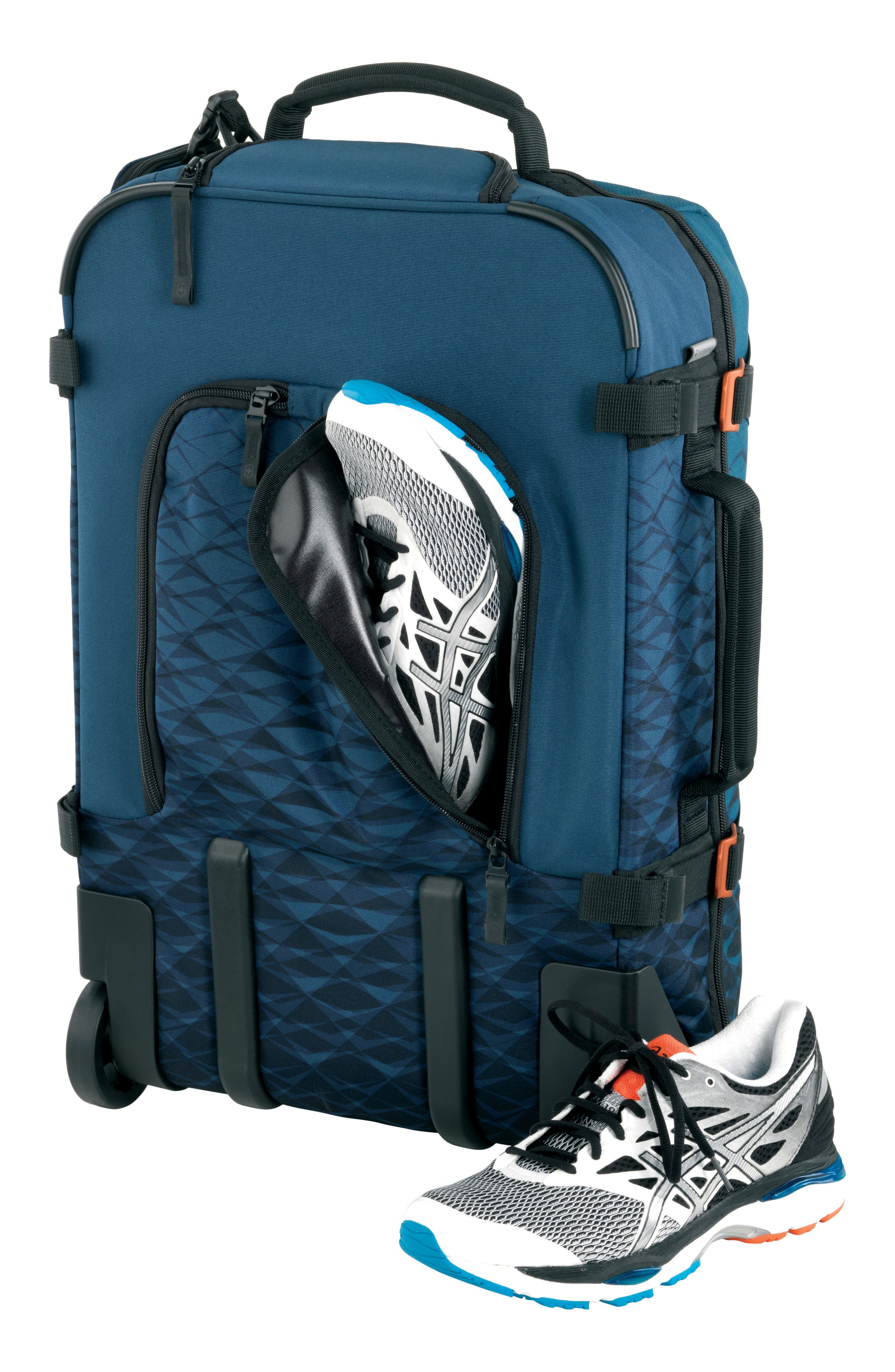 VICTORINOX SWISS ARMY<SUP>®</SUP>, VX Touring 22-Inch Carry-On, Alternate thumbnail 2, color, DARK TEAL