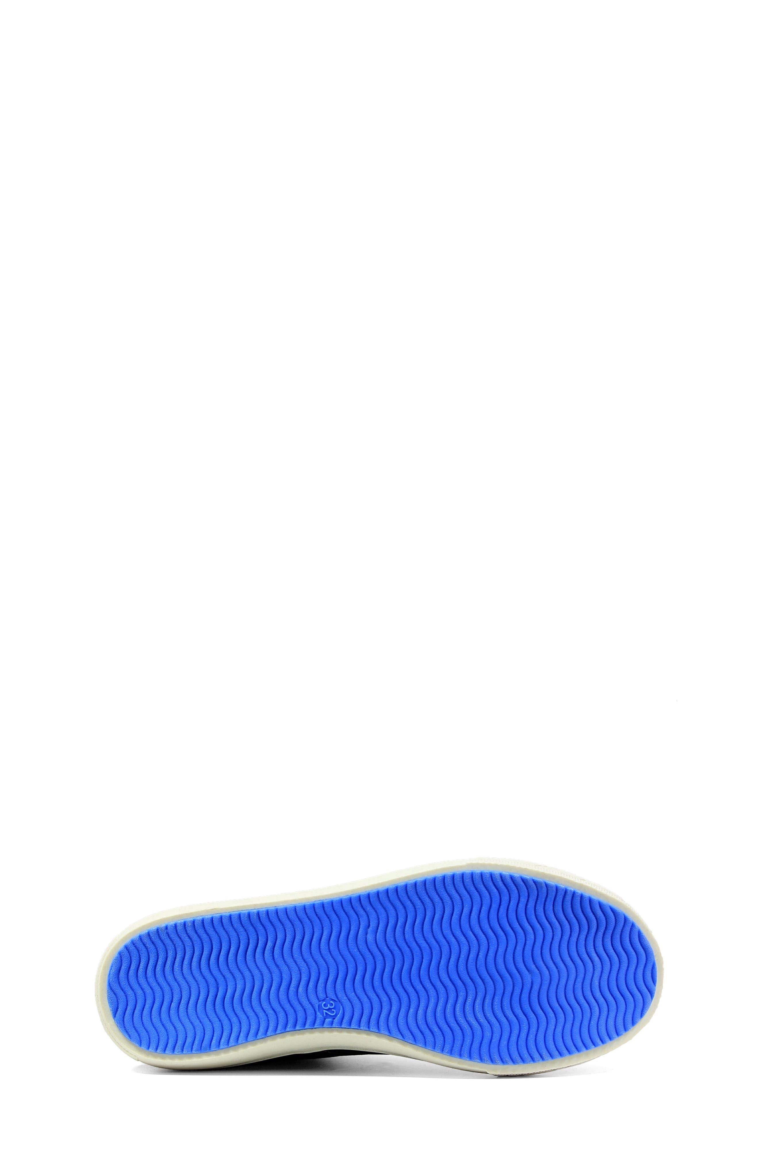 FLORSHEIM, Curb Chukka Sneaker Boot, Alternate thumbnail 5, color, 001
