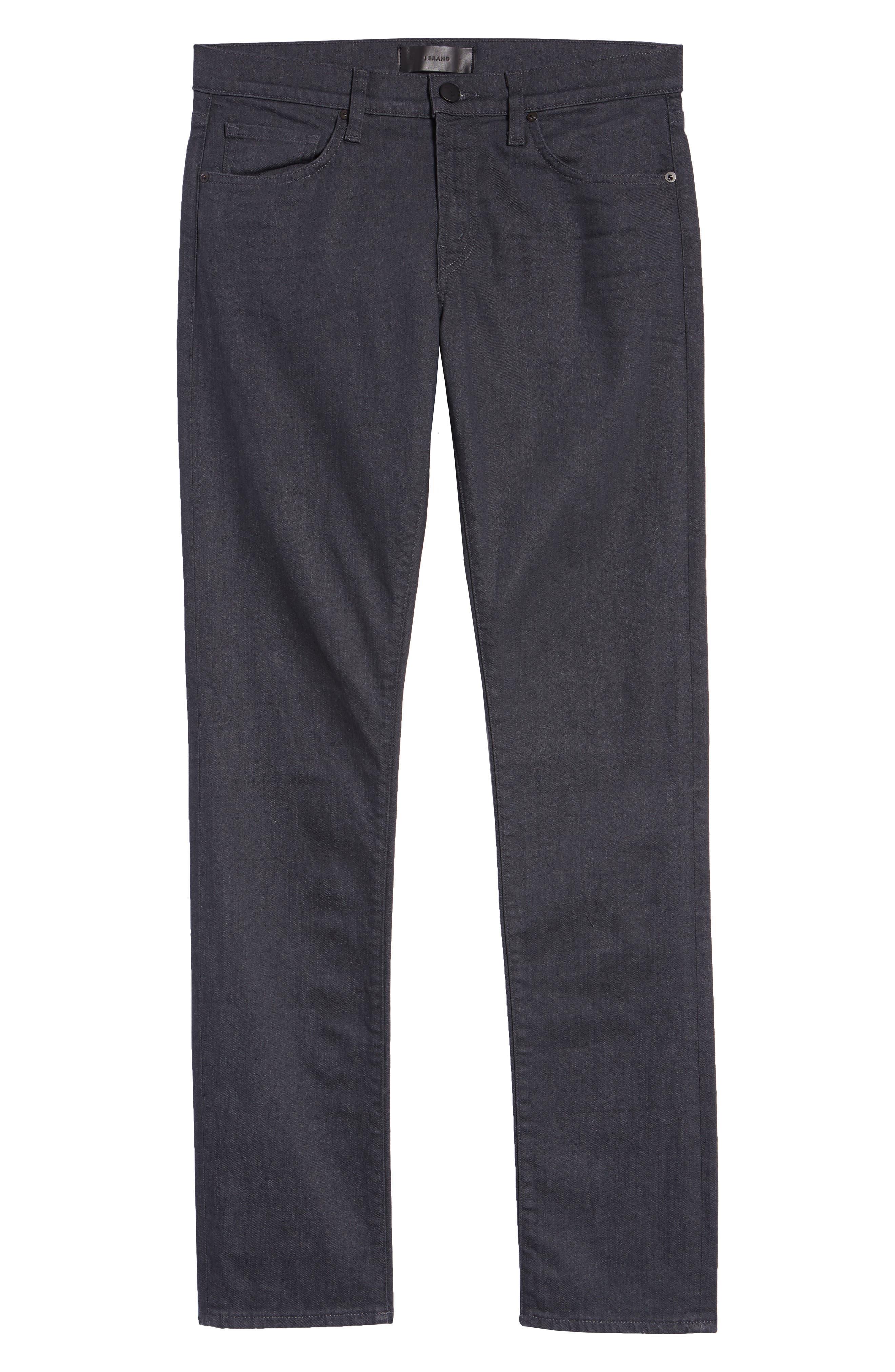 J BRAND, Tyler Slim Fit Jeans, Alternate thumbnail 2, color, SLATE RESIN