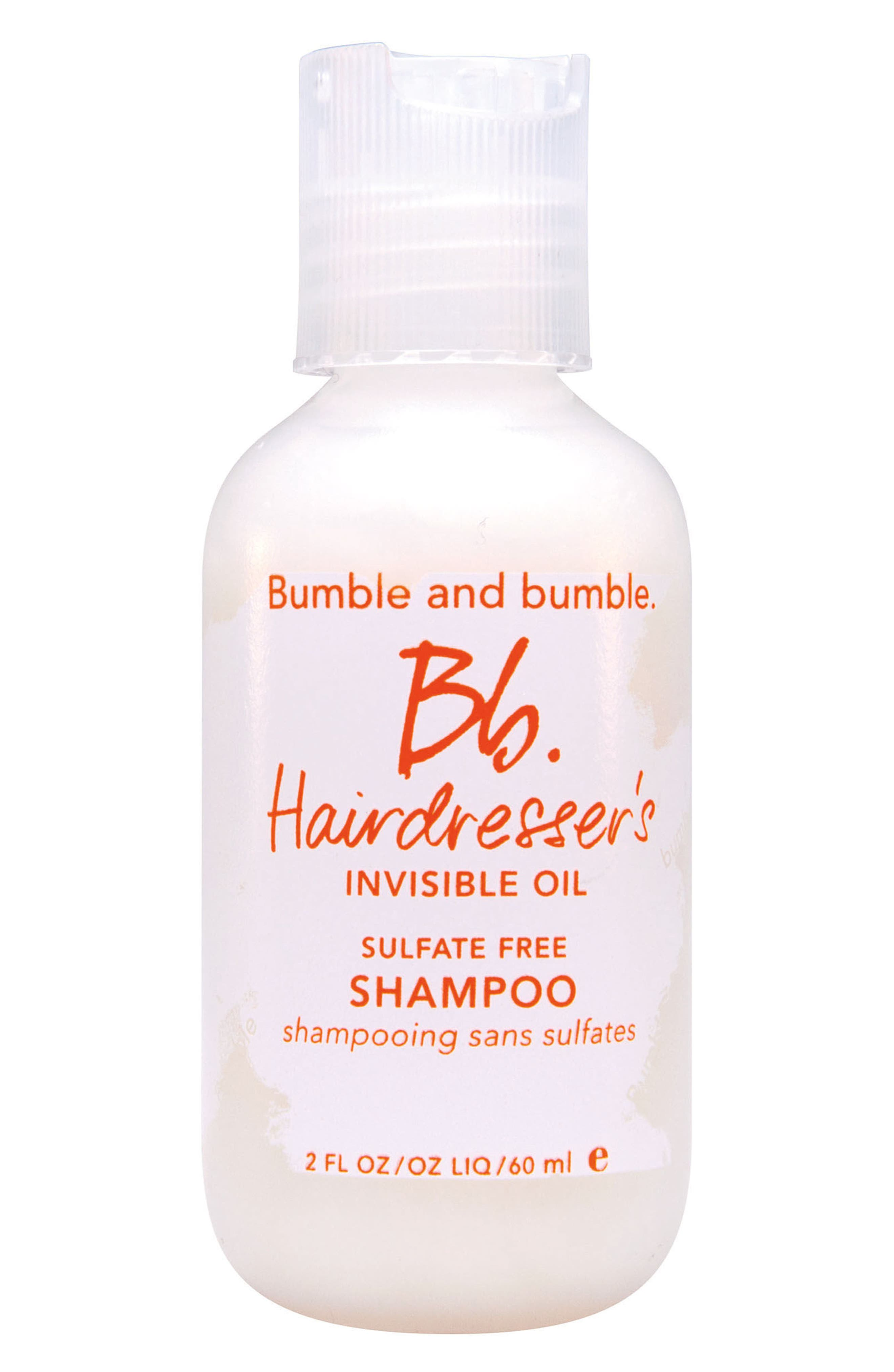 BUMBLE AND BUMBLE, Hairdresser's Invisible Oil Shampoo, Alternate thumbnail 4, color, NO COLOR