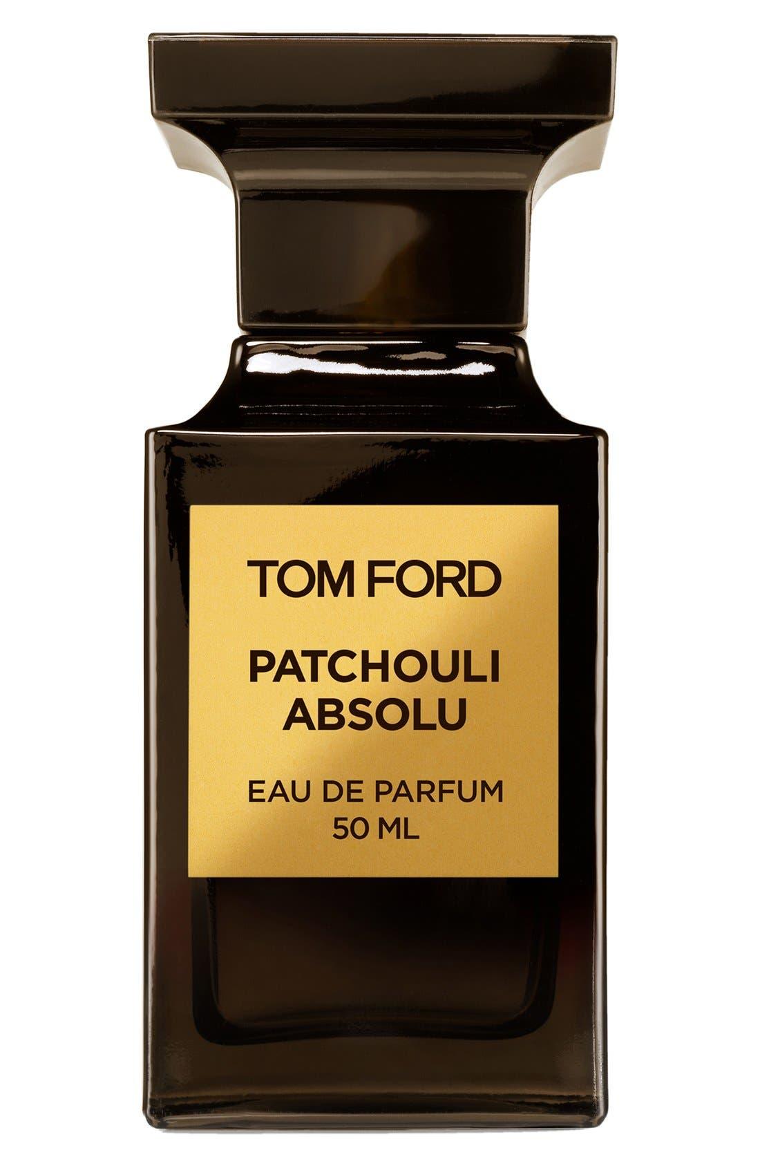 TOM FORD, Private Blend Patchouli Absolu Eau de Parfum, Main thumbnail 1, color, NO COLOR