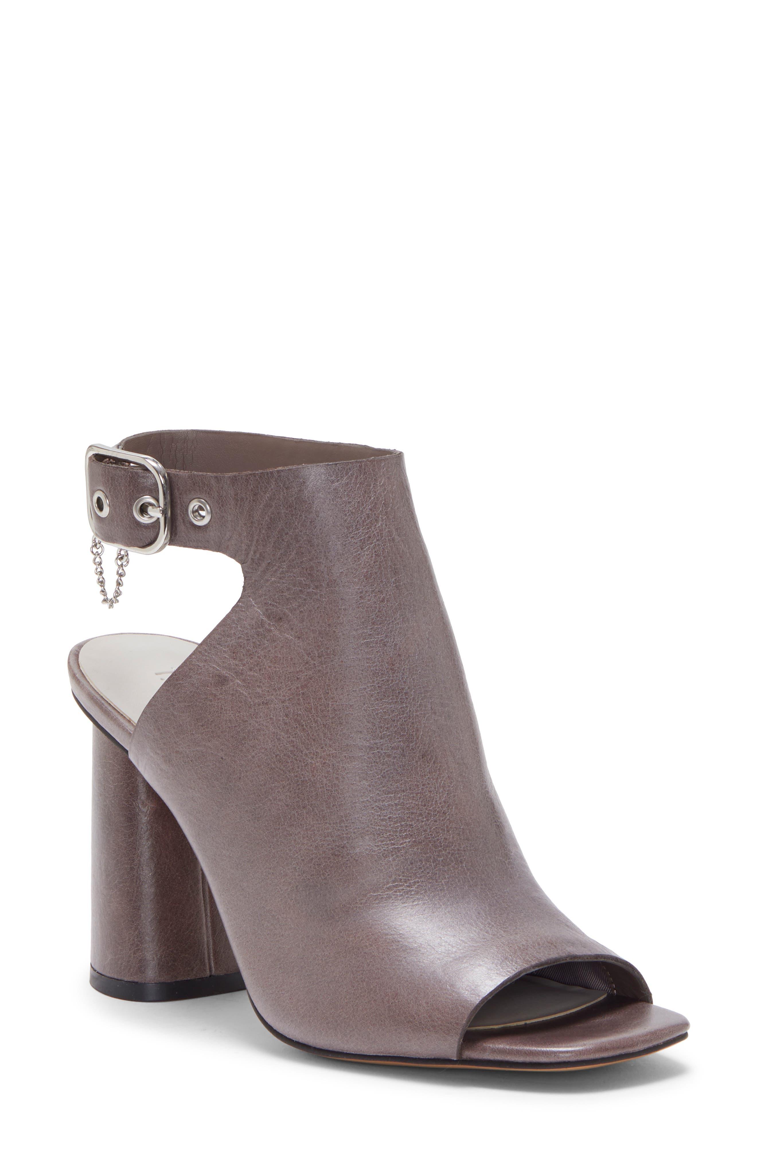 1.state Ilan Ankle Strap Sandal, Grey