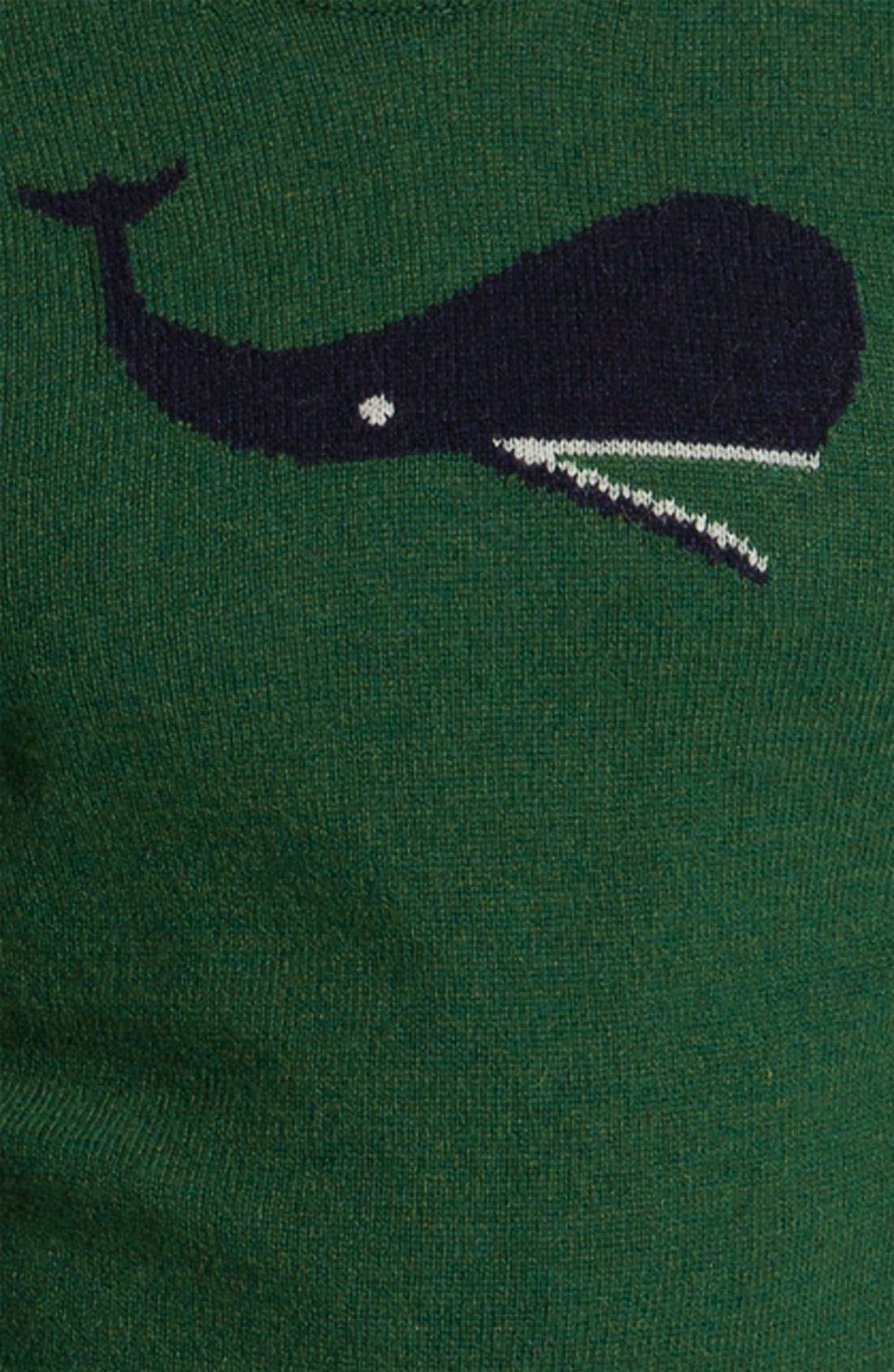 JIL SANDER, Crewneck Sweater, Alternate thumbnail 2, color, 306