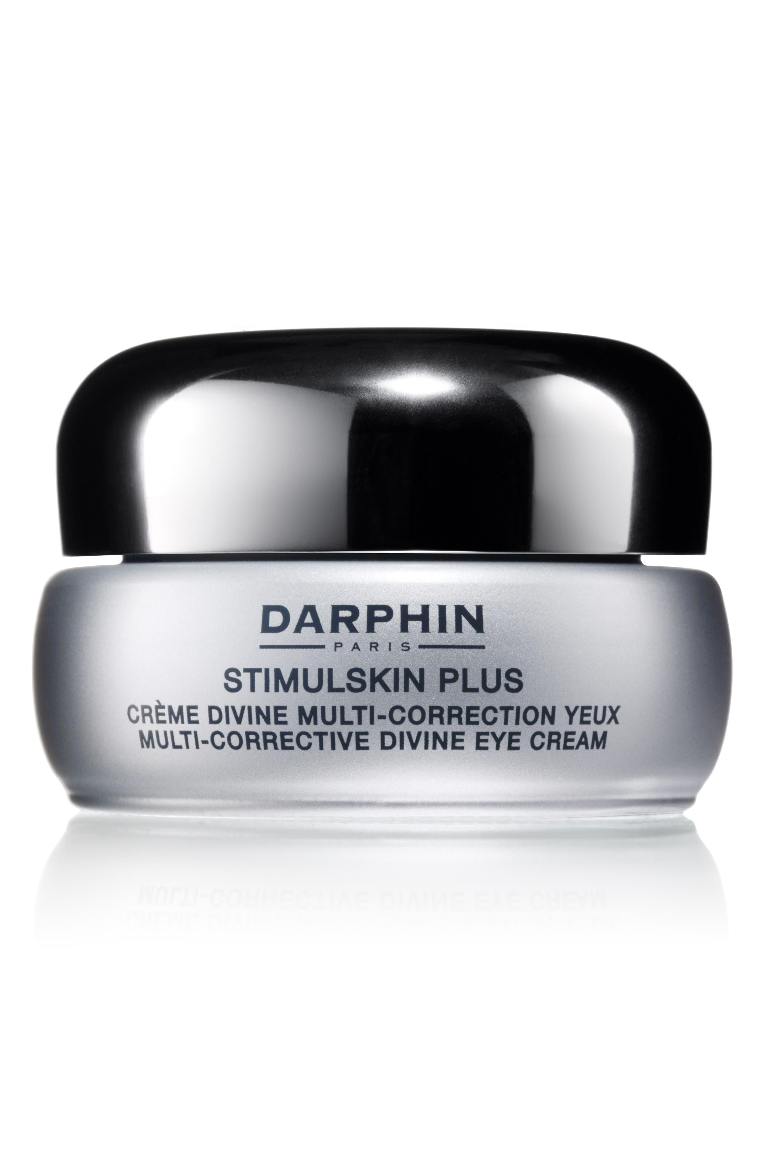 DARPHIN, Stimulskin Plus Multi-Corrective Divine Eye Cream, Main thumbnail 1, color, NO COLOR
