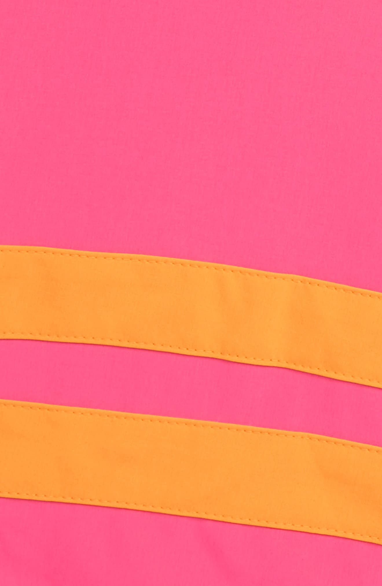 HURLEY, Phantom Block Party Board Shorts, Alternate thumbnail 2, color, HYPER PINK
