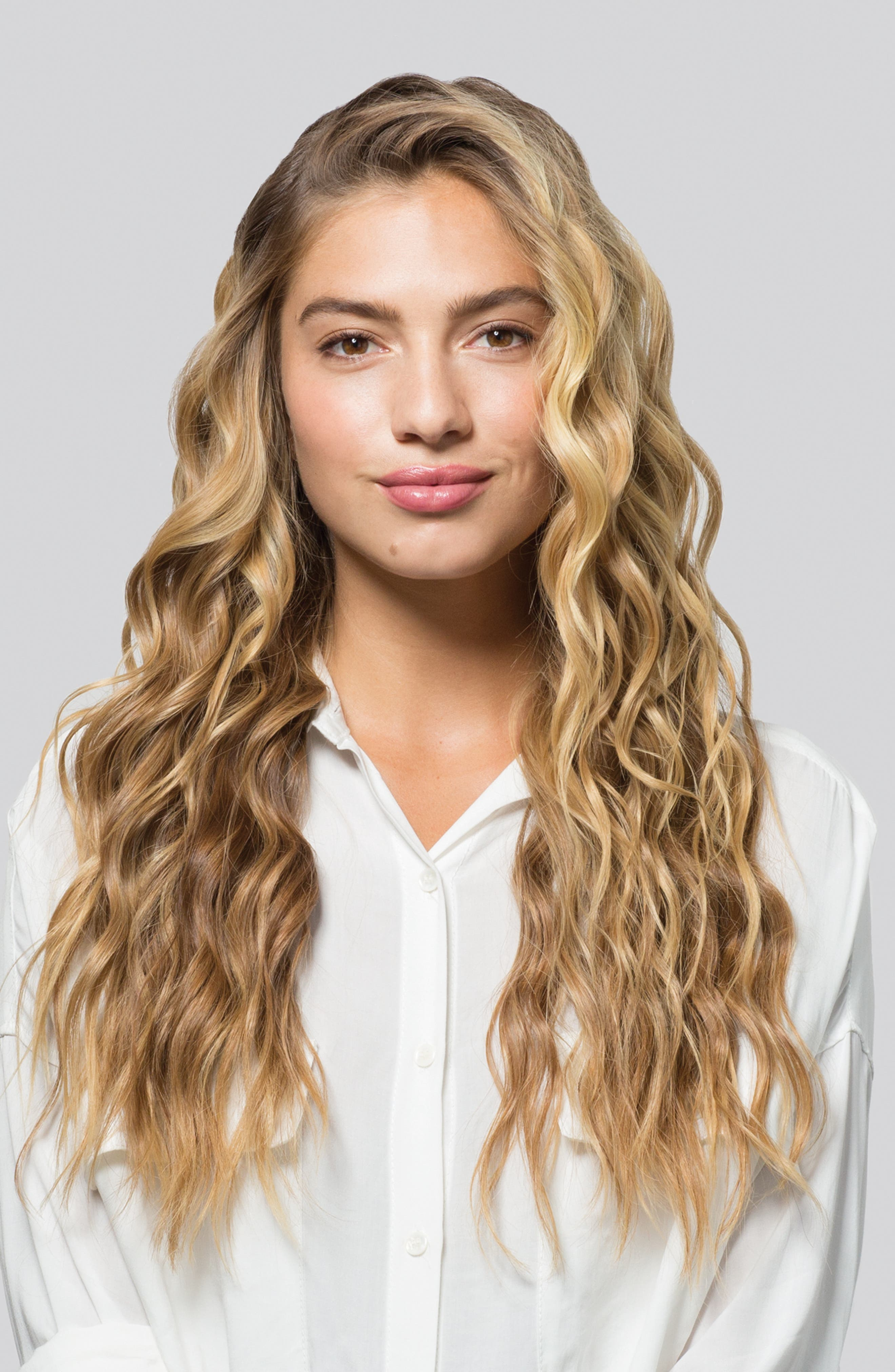 T3, Undone Waves 1-Inch Interchangeable Styling Wand, Alternate thumbnail 5, color, NO COLOR