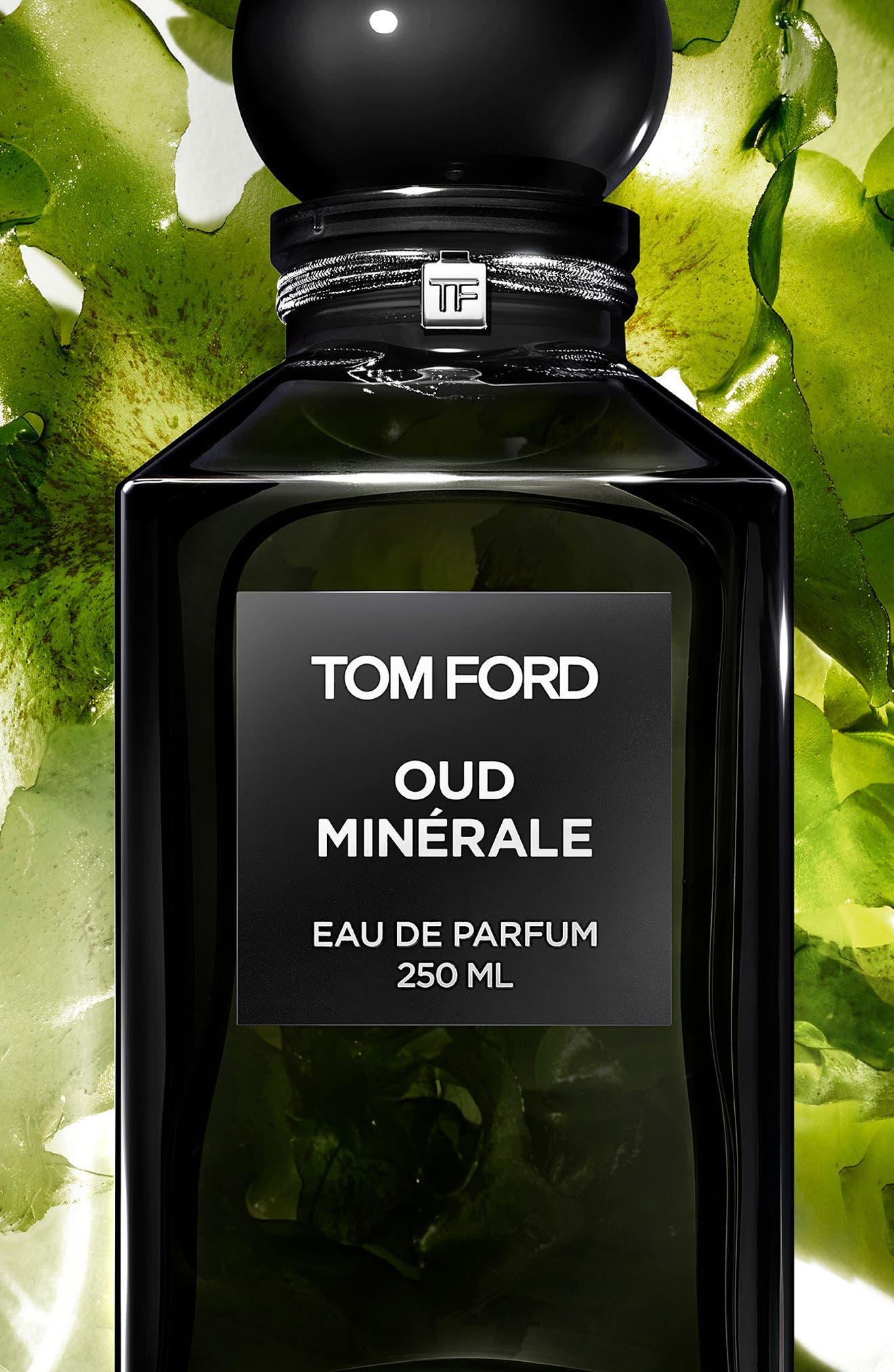 TOM FORD, Private Blend Oud Minérale Eau de Parfum Decanter, Alternate thumbnail 2, color, NO COLOR