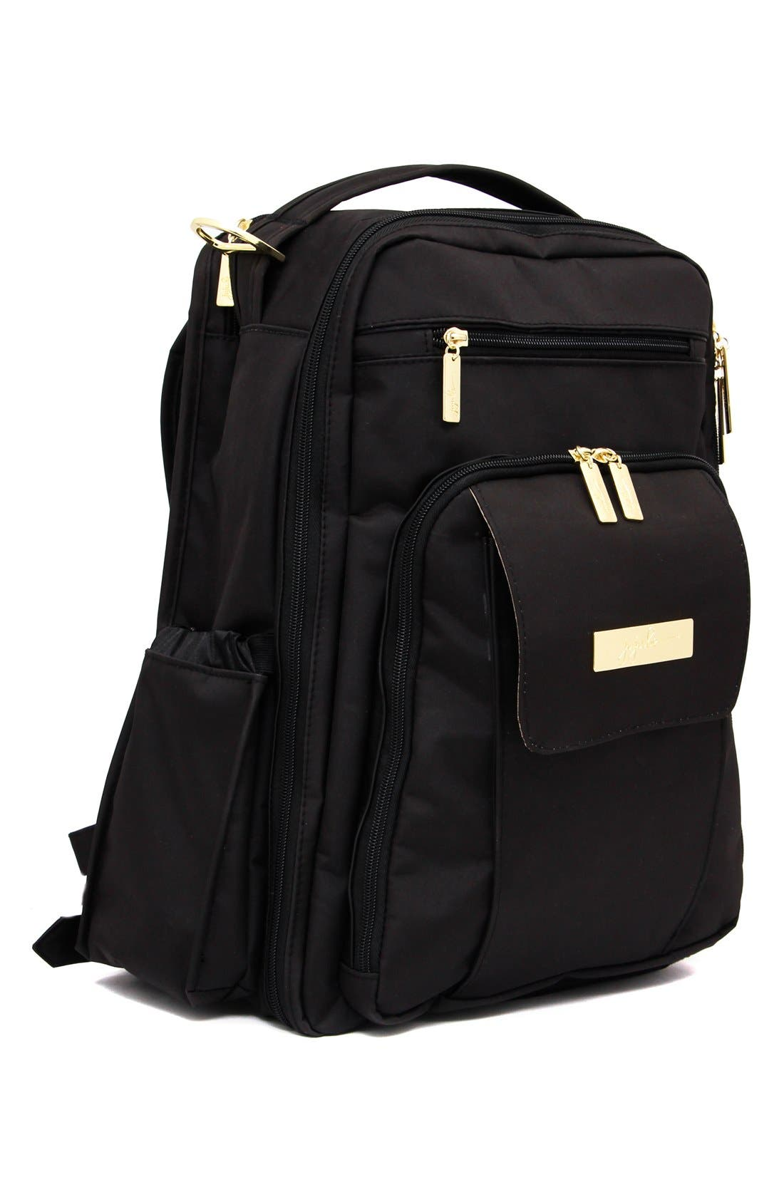 JU-JU-BE, 'Legacy - Be Right Back' Diaper Backpack, Alternate thumbnail 4, color, THE MONARCH
