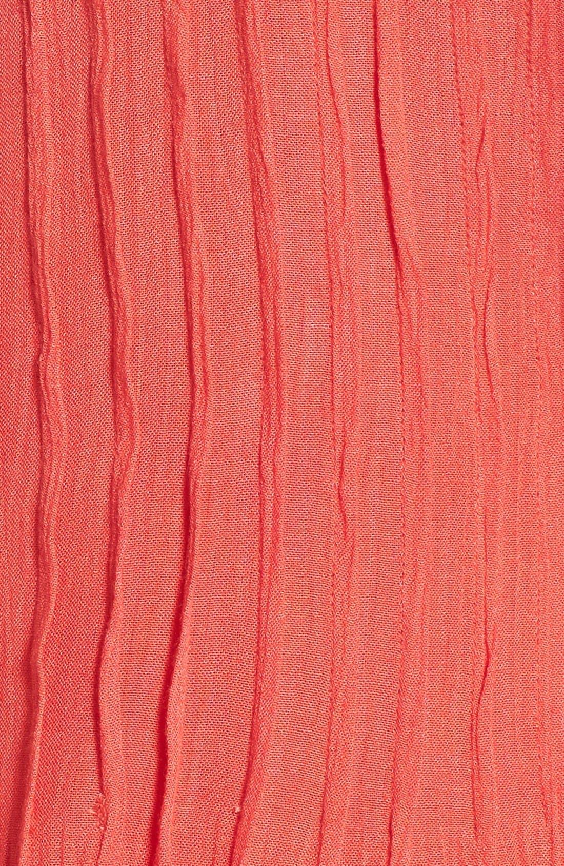 TULAROSA, 'Audrey' Embroidered Tunic Dress, Alternate thumbnail 3, color, 650