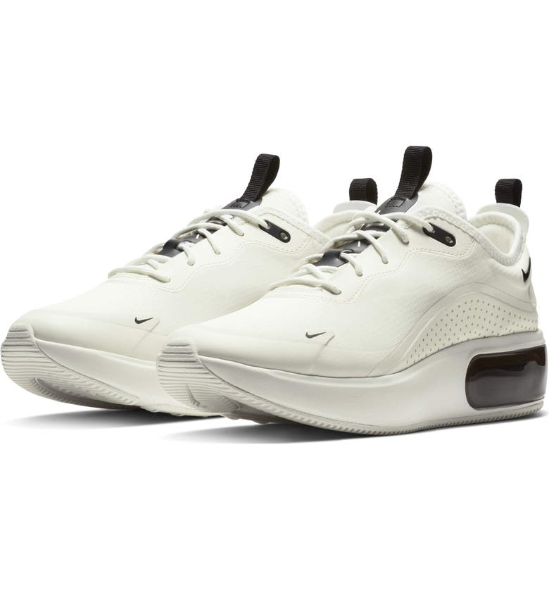 cheap for discount 9c914 a0420 Nike Air Max Dia Sneaker In Summit White  Black