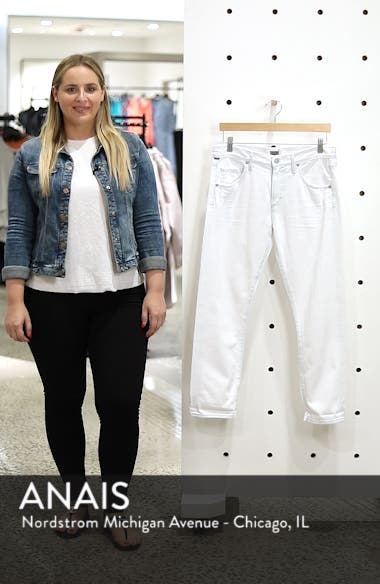 'Emerson' Slim Boyfriend Jeans, sales video thumbnail