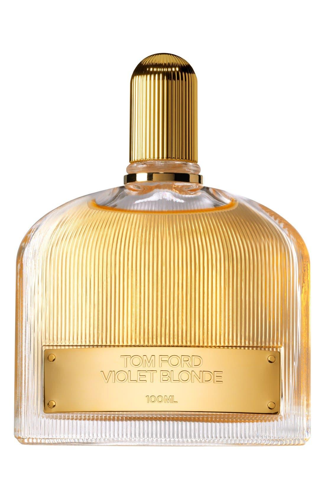 TOM FORD, 'Violet Blonde' Eau de Parfum, Alternate thumbnail 2, color, 000