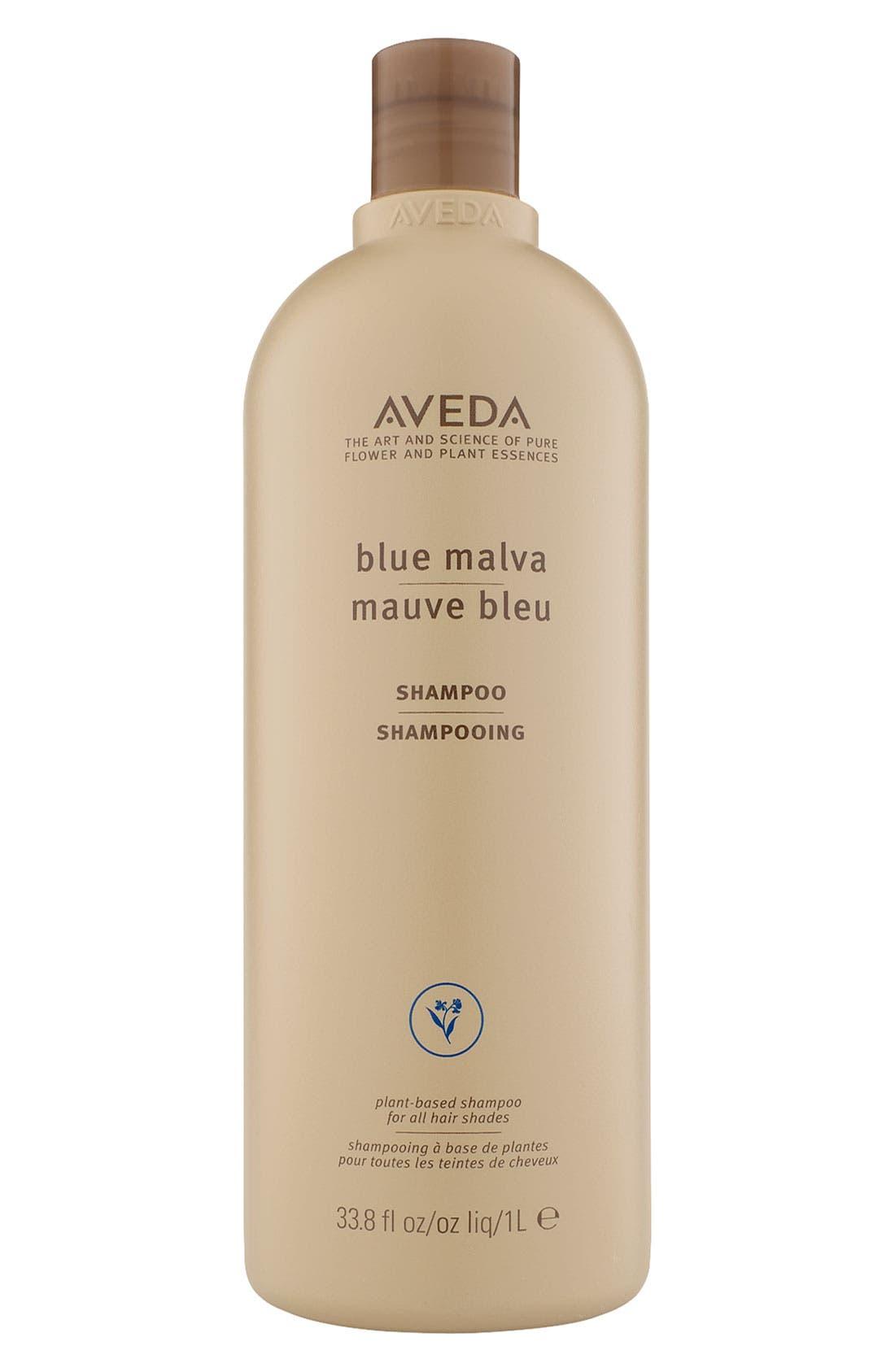 AVEDA, Blue Malva Shampoo, Main thumbnail 1, color, NO COLOR