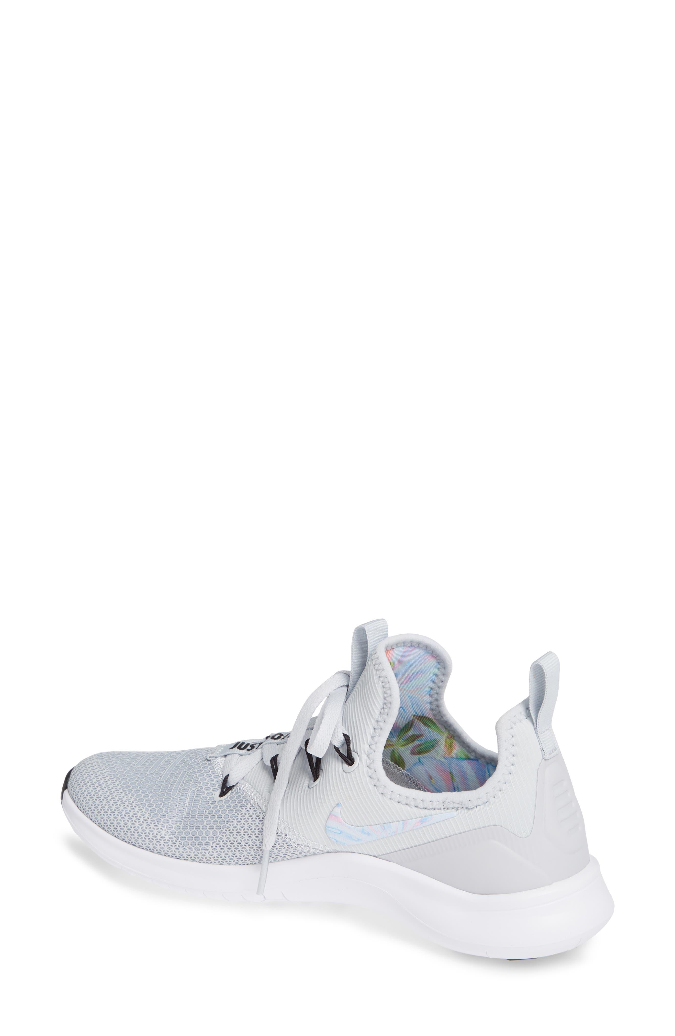 NIKE, Free TR8 Training Shoe, Alternate thumbnail 2, color, 025