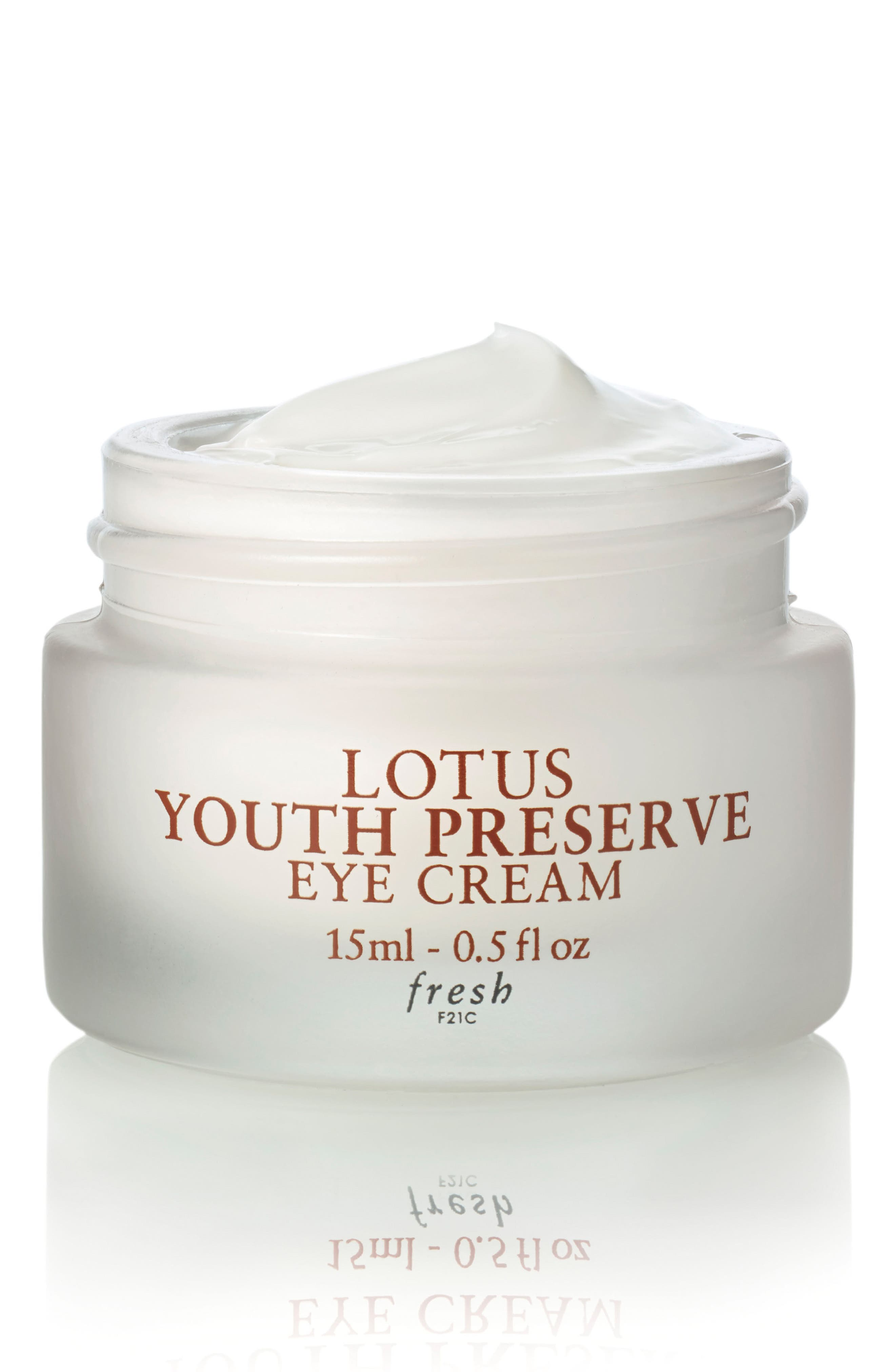 FRESH<SUP>®</SUP> Lotus Youth Preserve Eye Cream, Main, color, NO COLOR