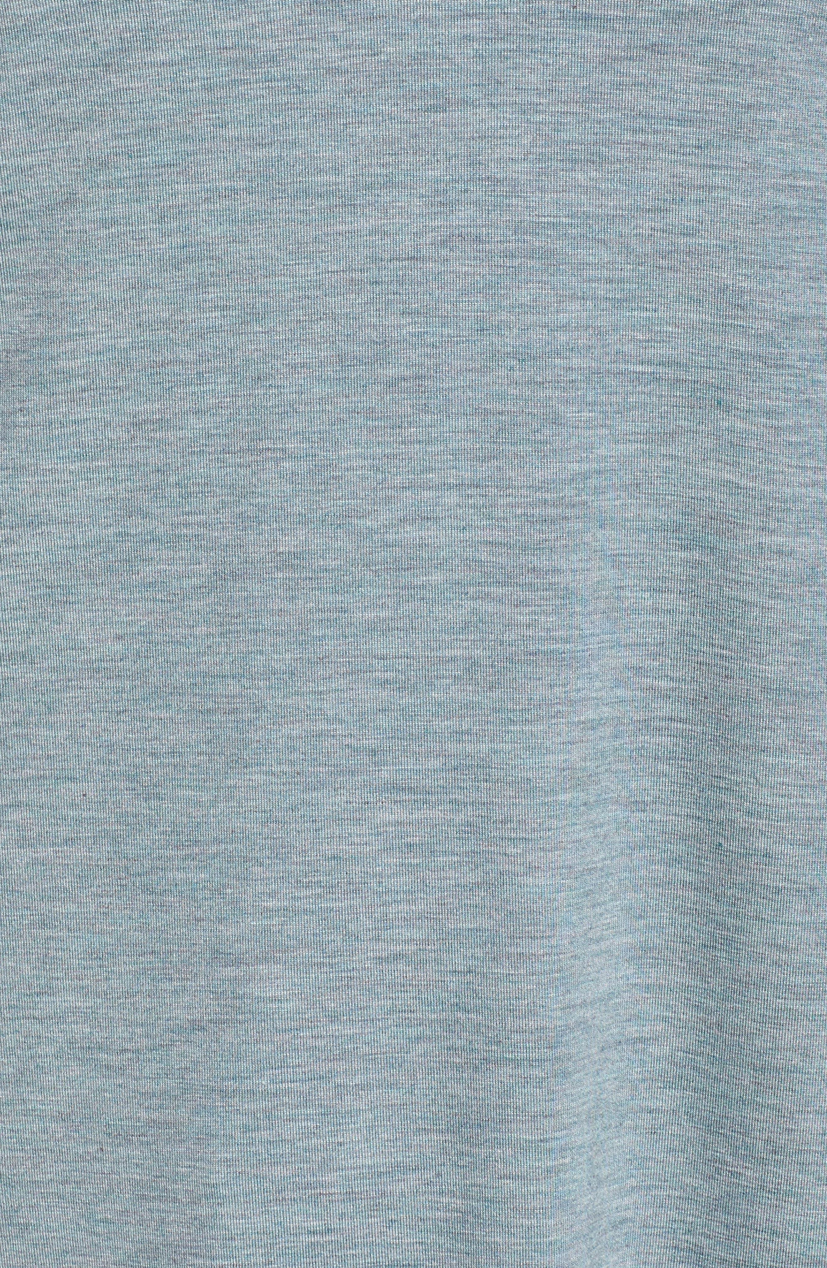 NATORI, Feathers Pajamas, Alternate thumbnail 5, color, 443