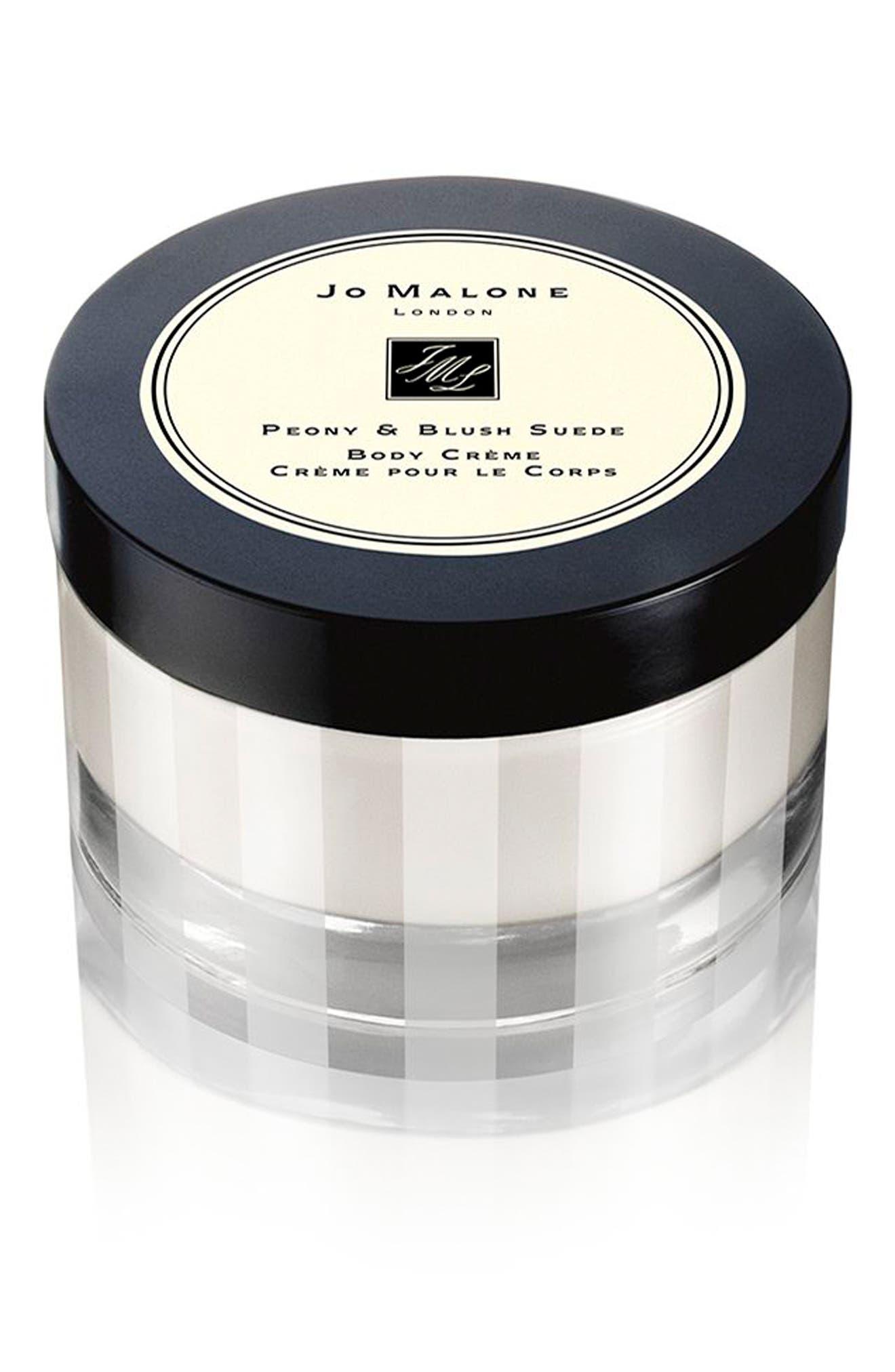 JO MALONE LONDON<SUP>™</SUP>, Peony & Blush Suede Body Crème, Alternate thumbnail 3, color, NO COLOR