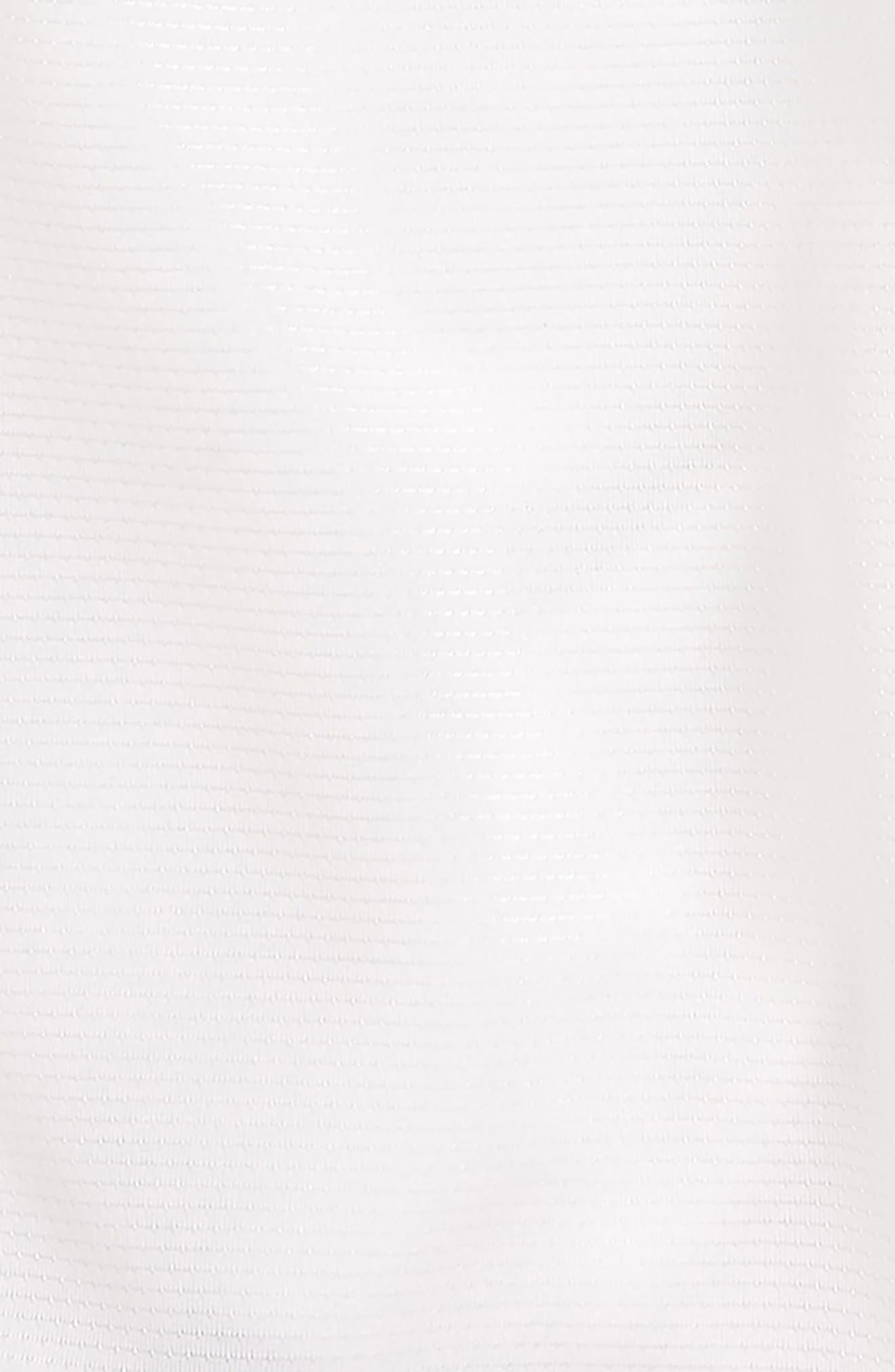 NIKE, Dry Elite Basketball Shorts, Alternate thumbnail 2, color, WHITE / ATMOSPHERE GREY