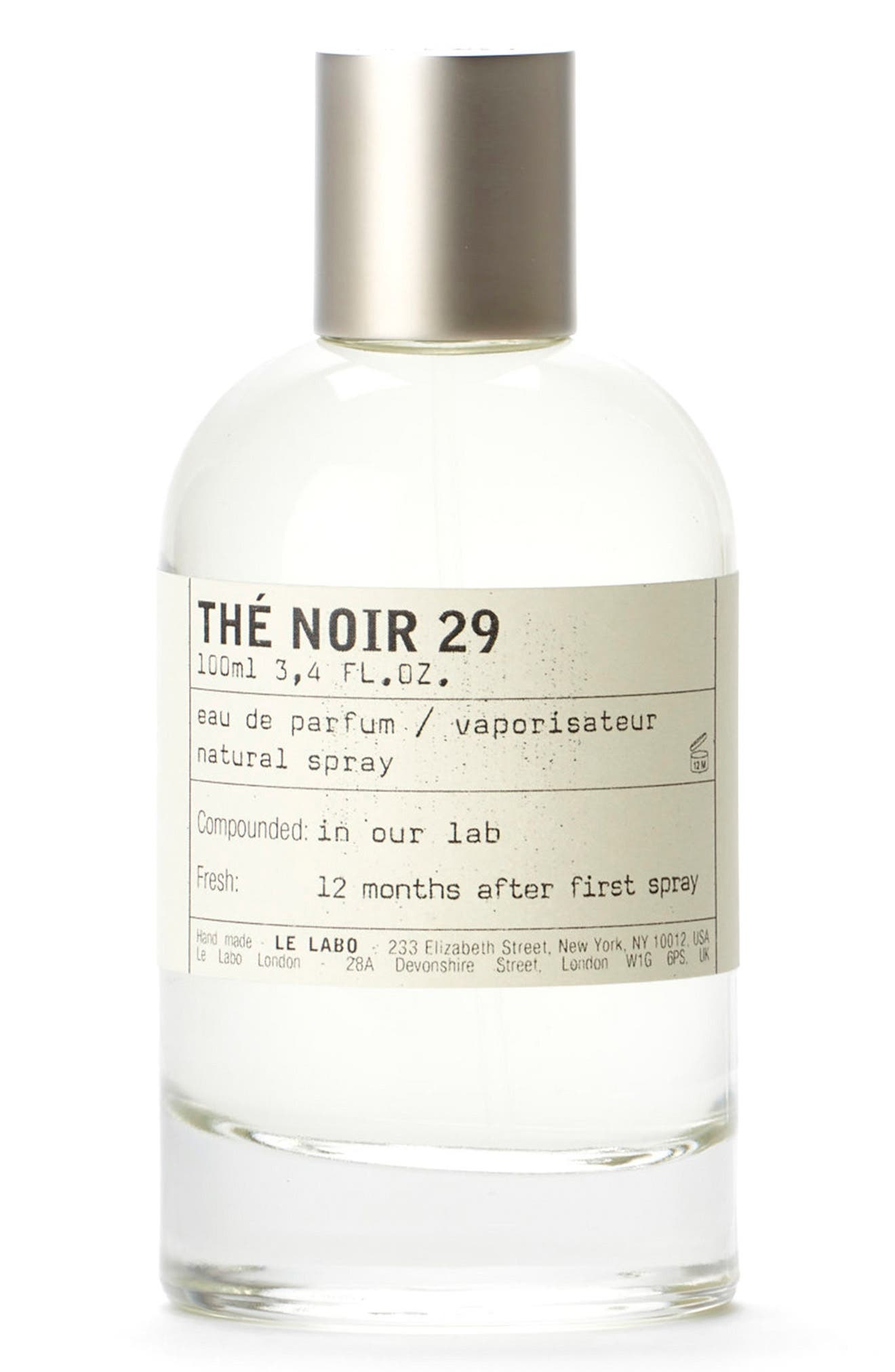 LE LABO 'Thé Noir 29' Eau de Parfum, Main, color, NO COLOR