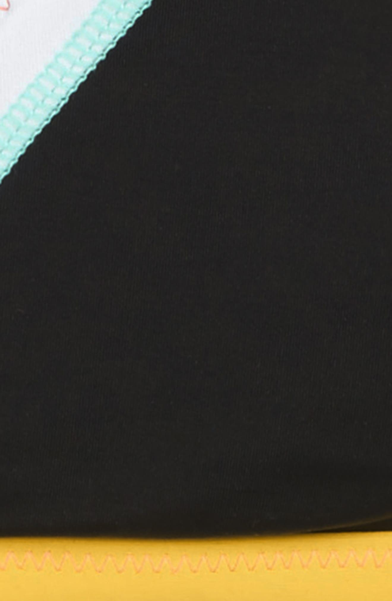 HOBIE, Stitch Perfect Two-Piece Swimsuit, Alternate thumbnail 2, color, BLACK