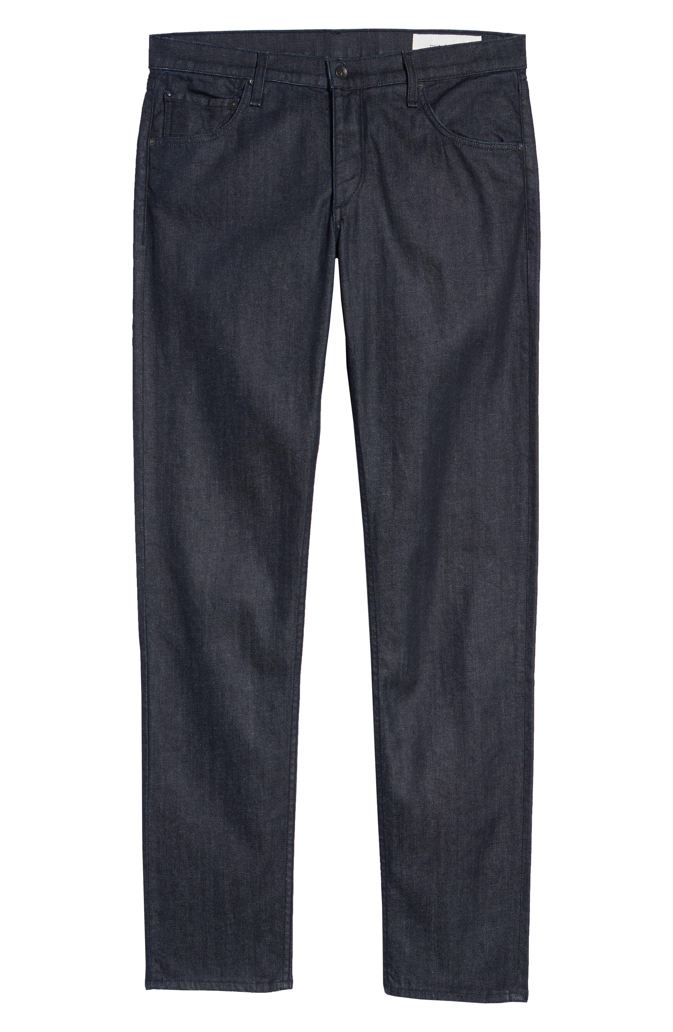 RAG & BONE, Standard Issue Fit 2 Slim Fit Jeans, Alternate thumbnail 2, color, TONAL RINSE