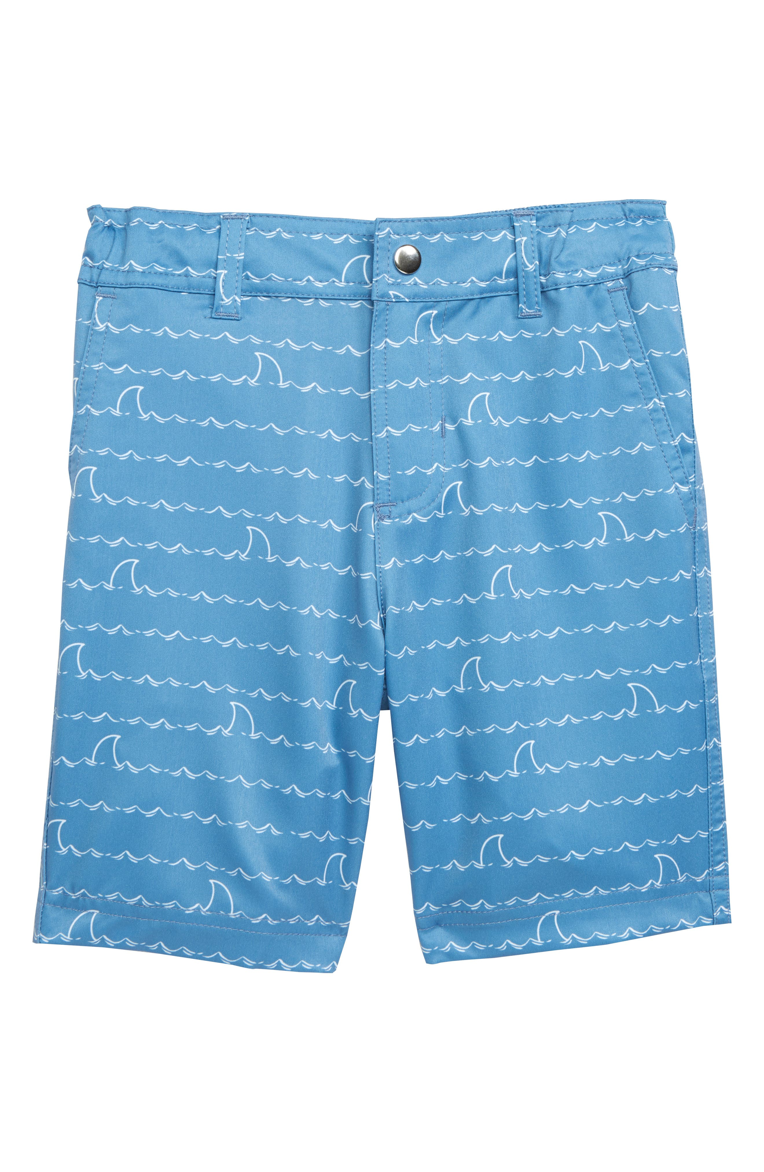 HATLEY Shark Fin Quick Drying Shorts, Main, color, 400