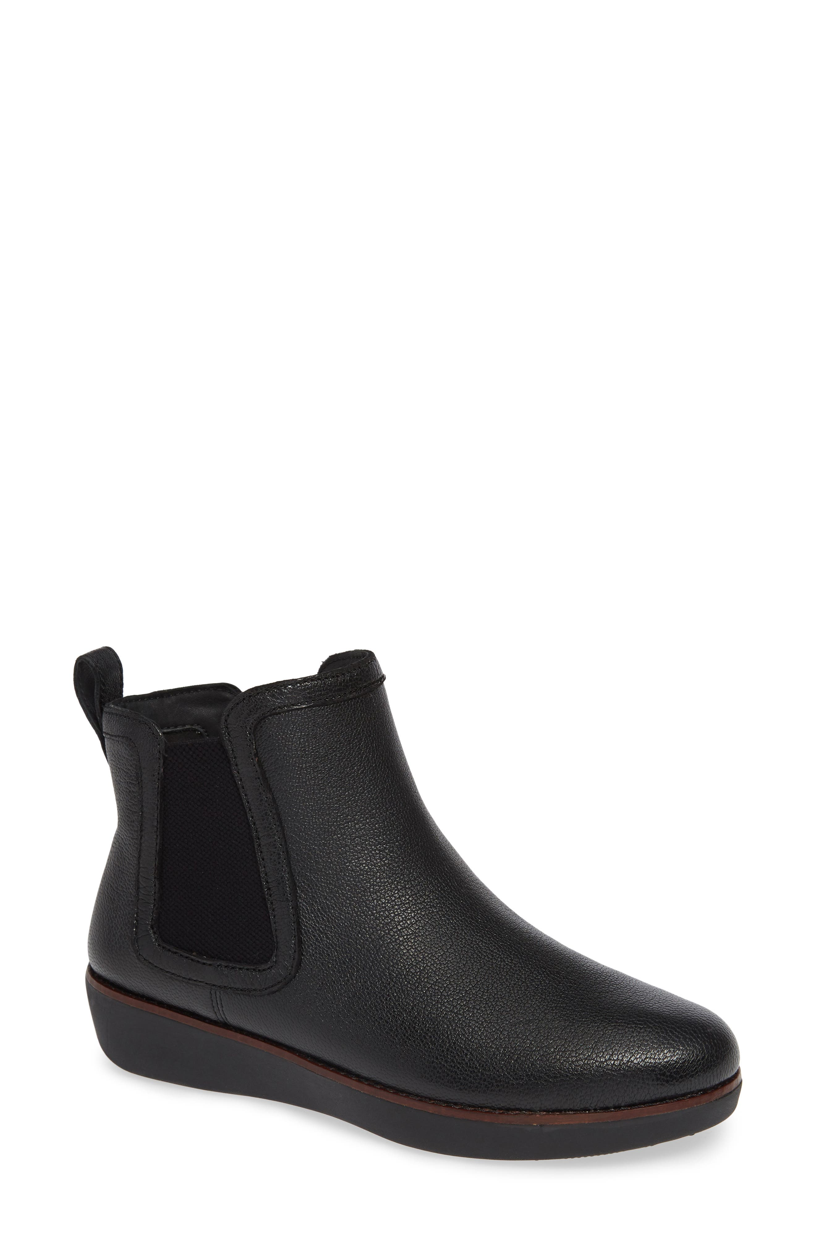 Fitflop Chai Bootie, Black