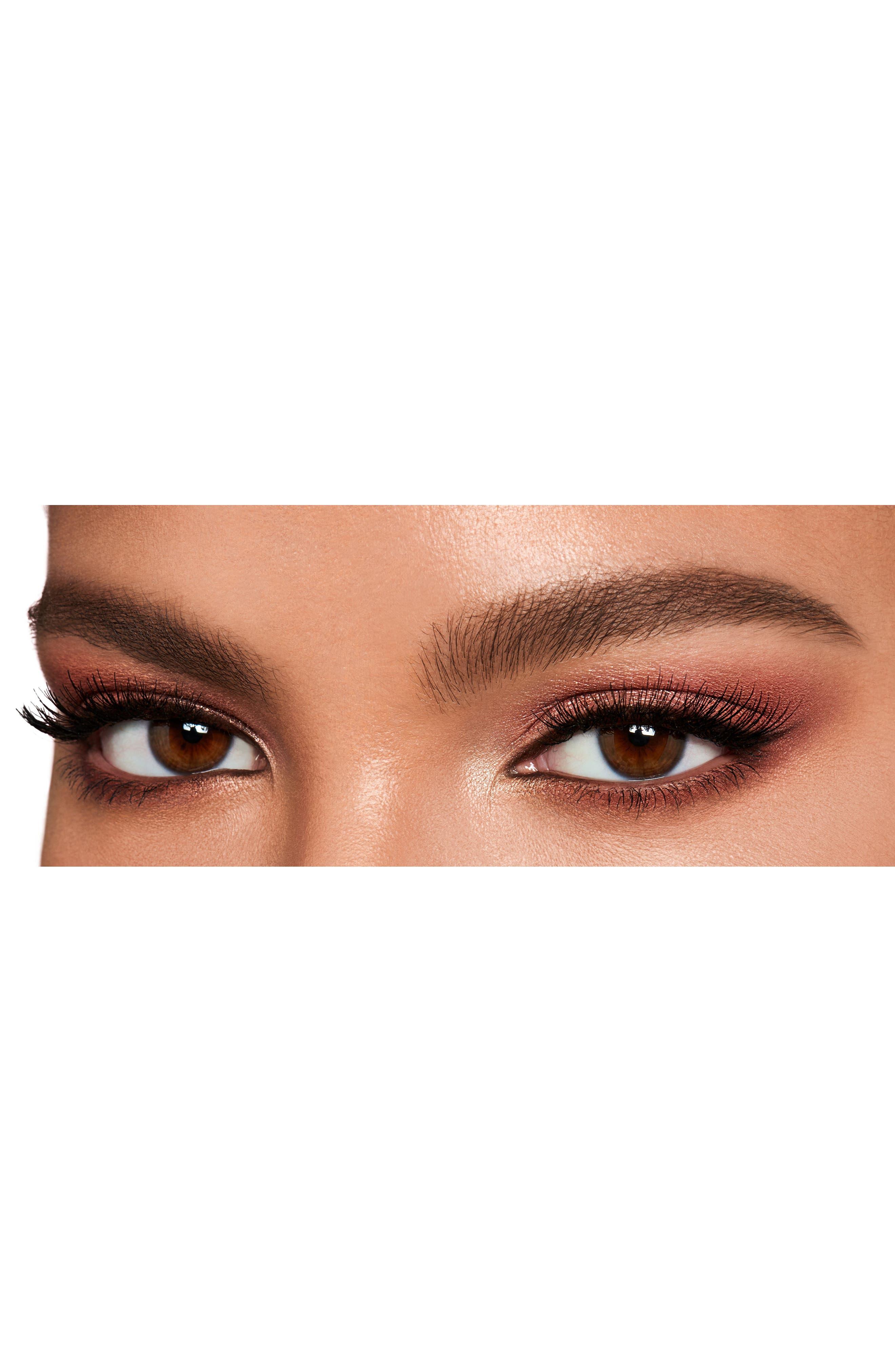 CHARLOTTE TILBURY, Pillowtalk Luxury Eyeshadow Palette, Alternate thumbnail 5, color, PILLOW TALK