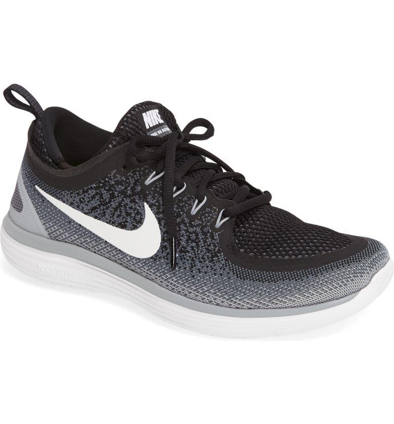 9b04acc9fc81 Nike Free RN Distance 2 Running Shoe (Men)