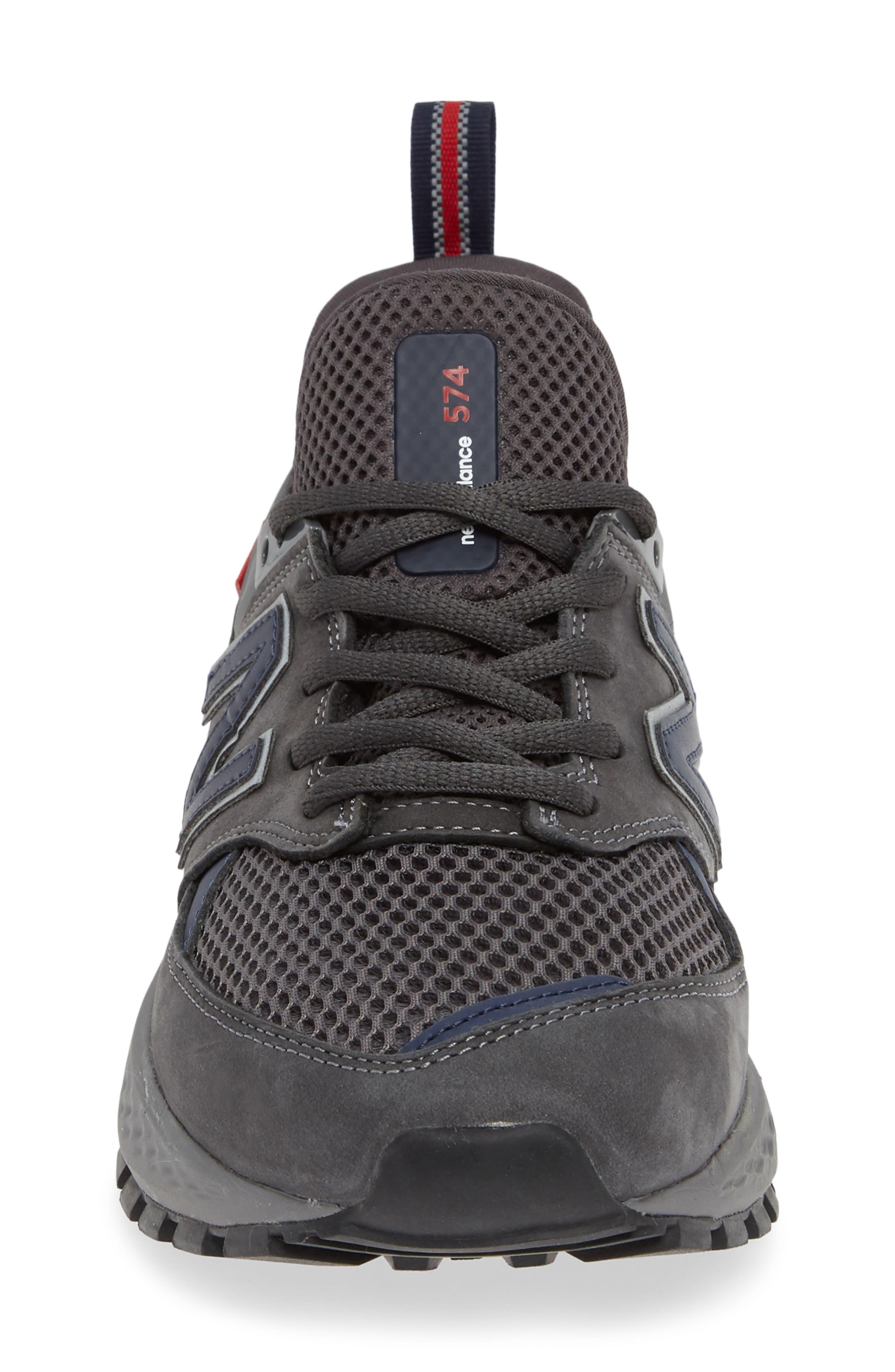 NEW BALANCE, 574 Sport Sneaker, Alternate thumbnail 4, color, MAGNET