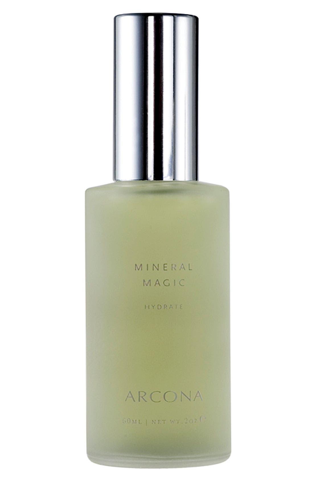 ARCONA, Mineral Magic Hydrating Spray, Main thumbnail 1, color, NO COLOR