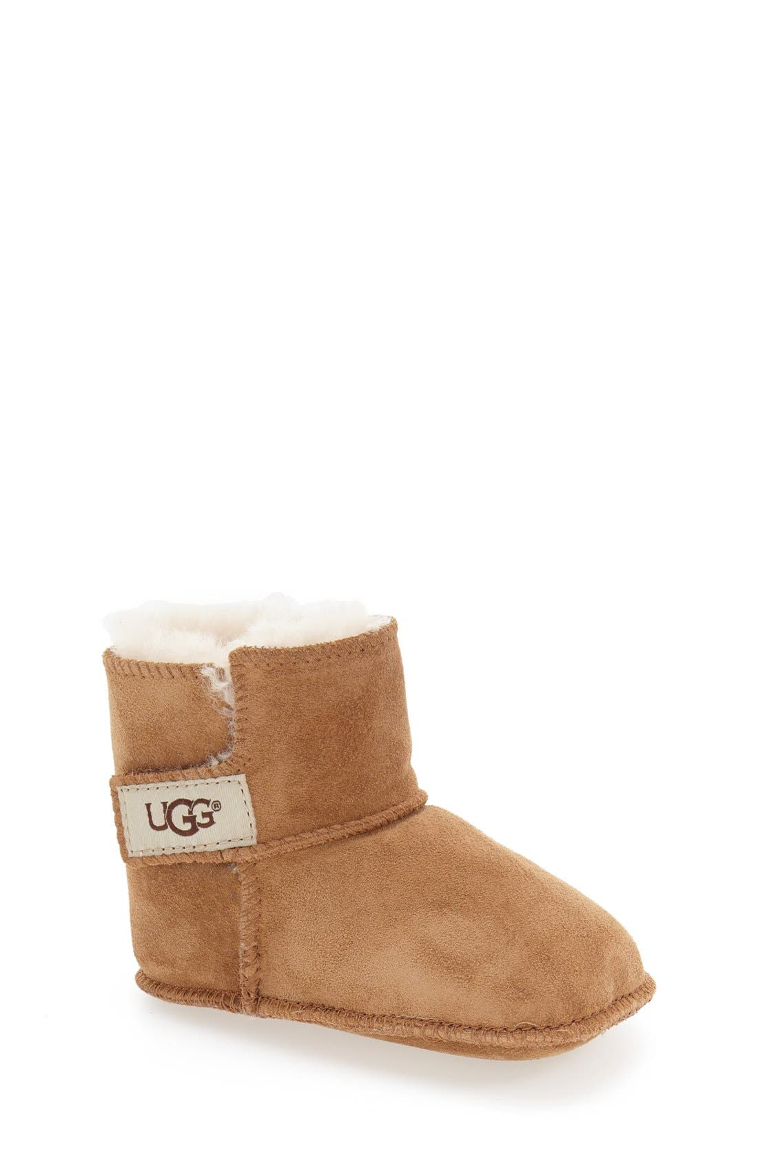 UGG<SUP>®</SUP>, Erin Bootie, Main thumbnail 1, color, CHESTNUT