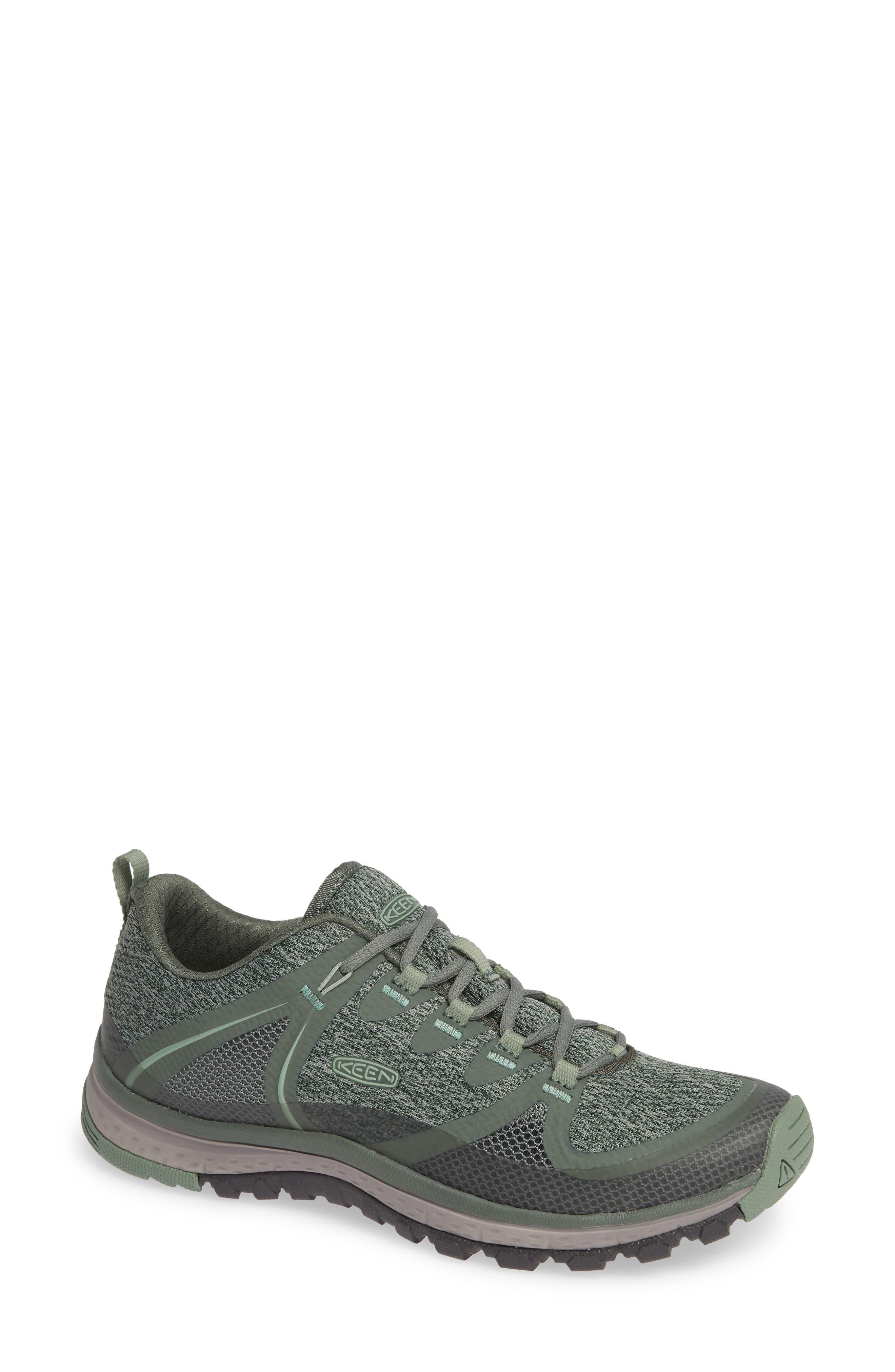 KEEN Terradora Vent Hiking Shoe, Main, color, LAUREL WREATH/ LILY PAD FABRIC