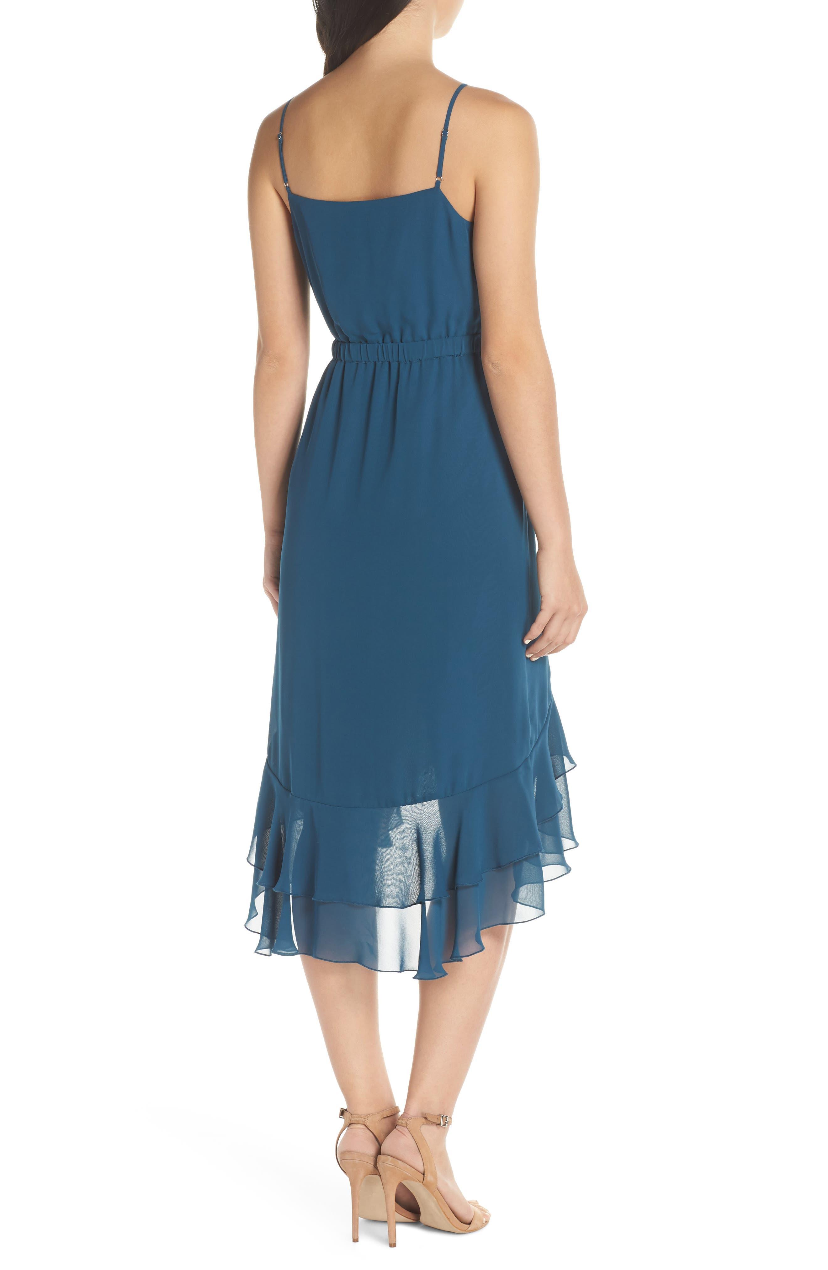 ALI & JAY, Pretty Lady High/Low Dress, Alternate thumbnail 2, color, 400